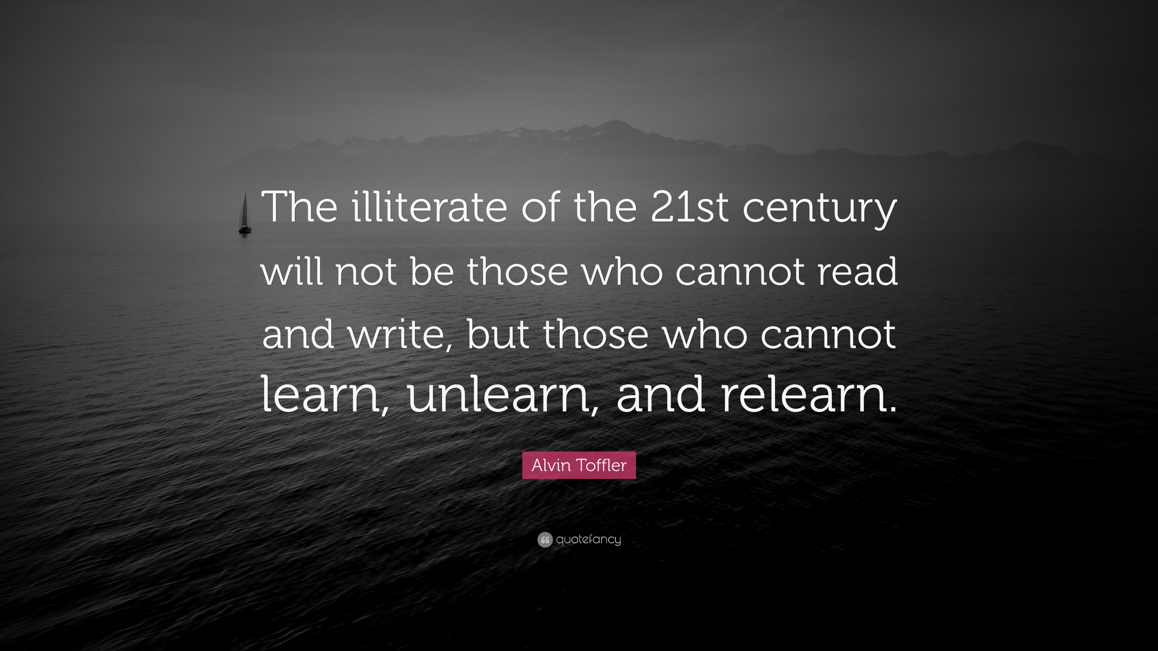 Alvin Toffler Quotes - The Quotations Page