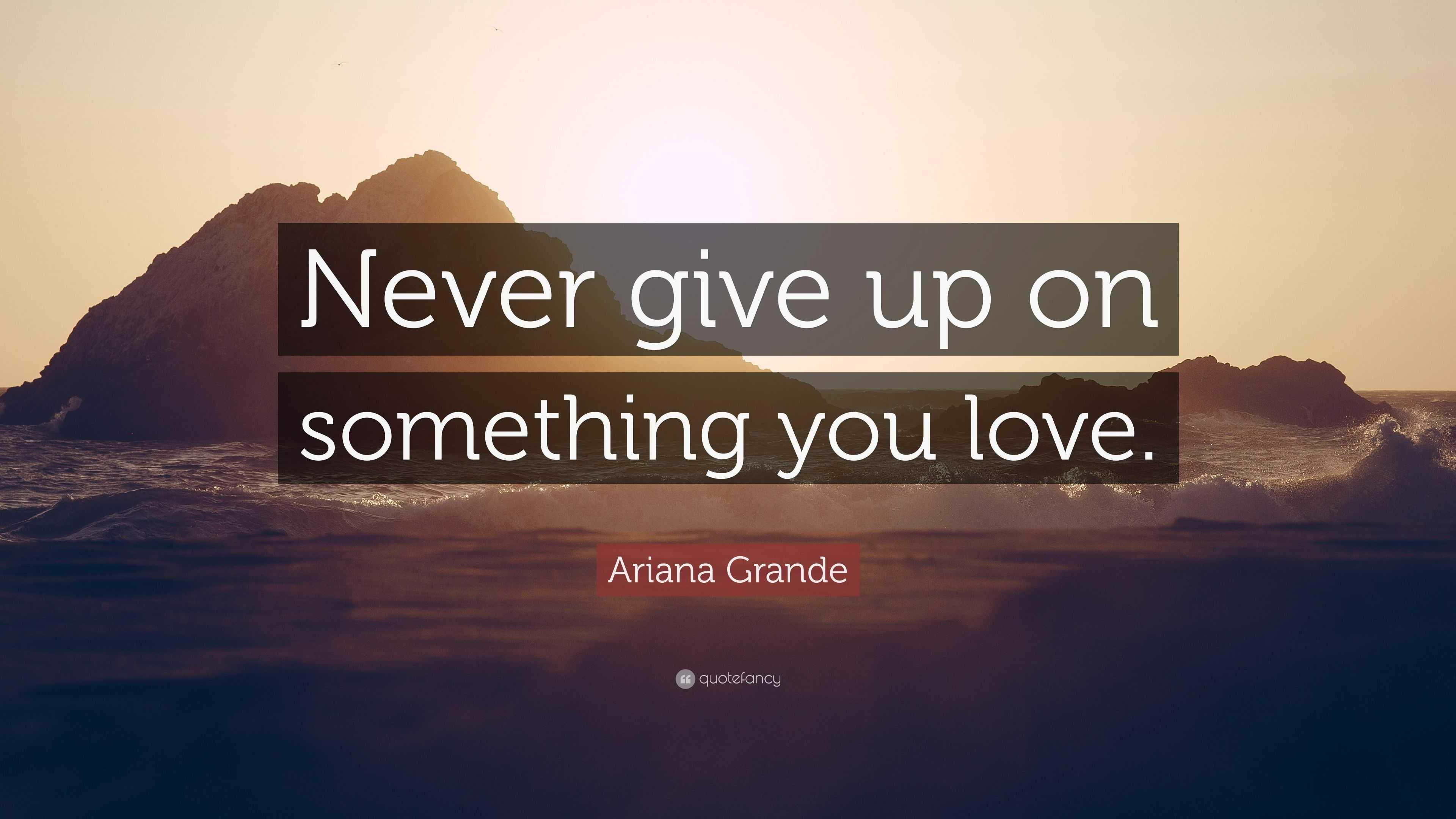 Ariana Grande Into You Wallpaper
