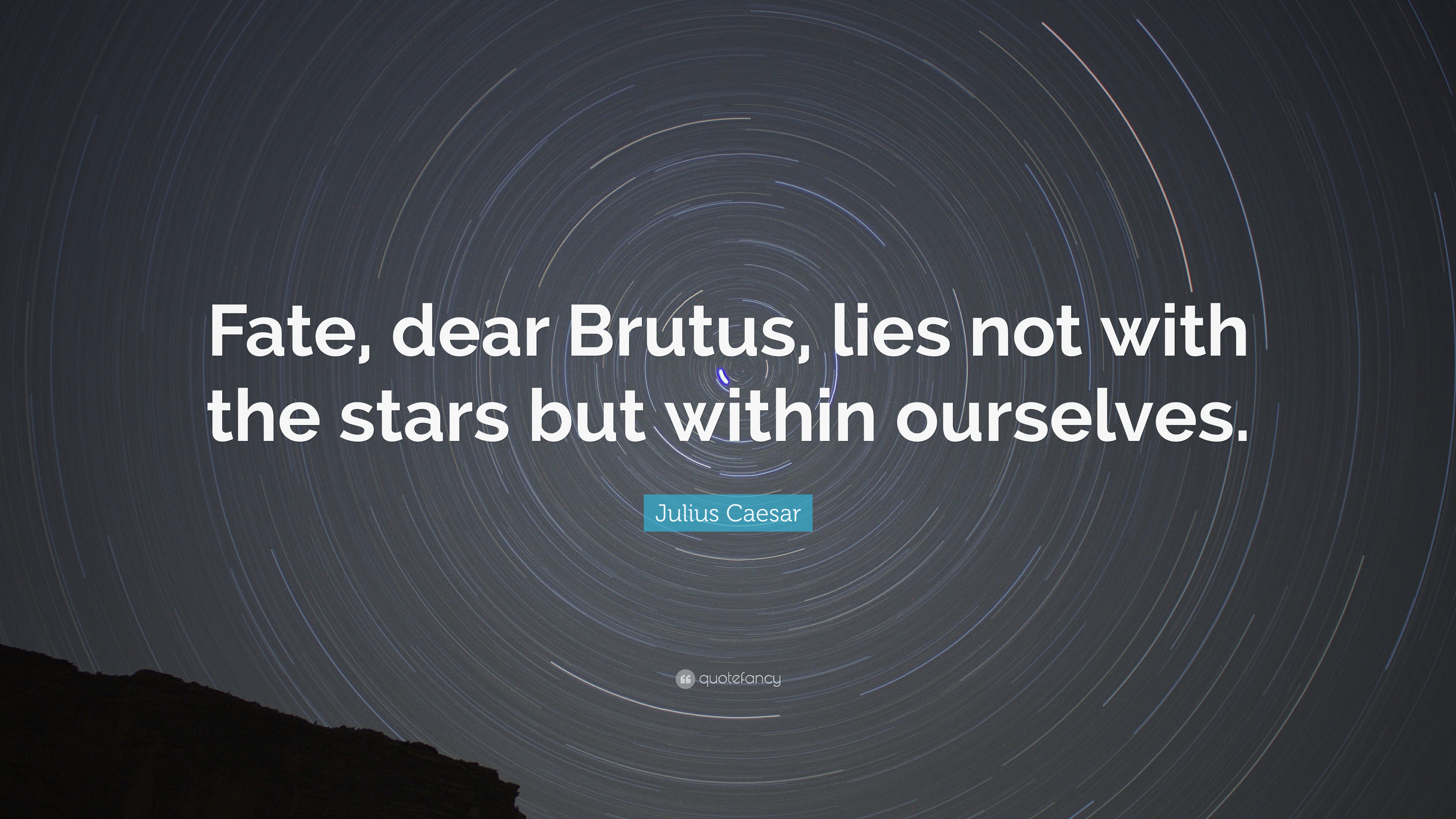 julius caesar brutus is not an The tragedy of julius caesar print/save view : that brutus' love to caesar was no less than this is my answer: —not that i loved caesar less, but that i.