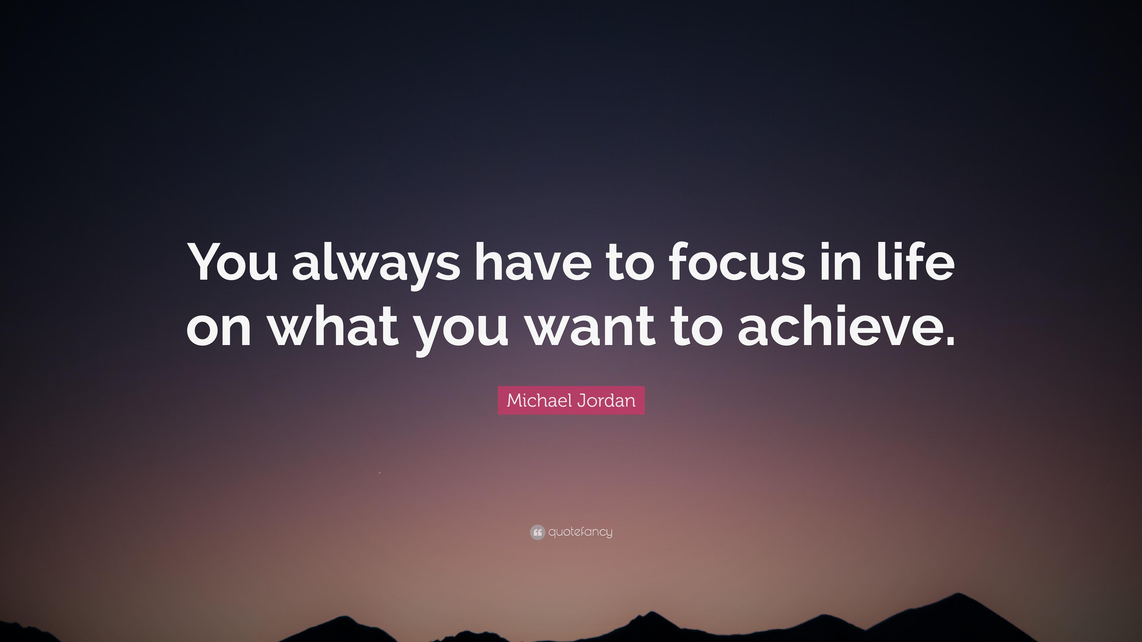 Focus Quotes (51 wallpapers) - Quotefancy