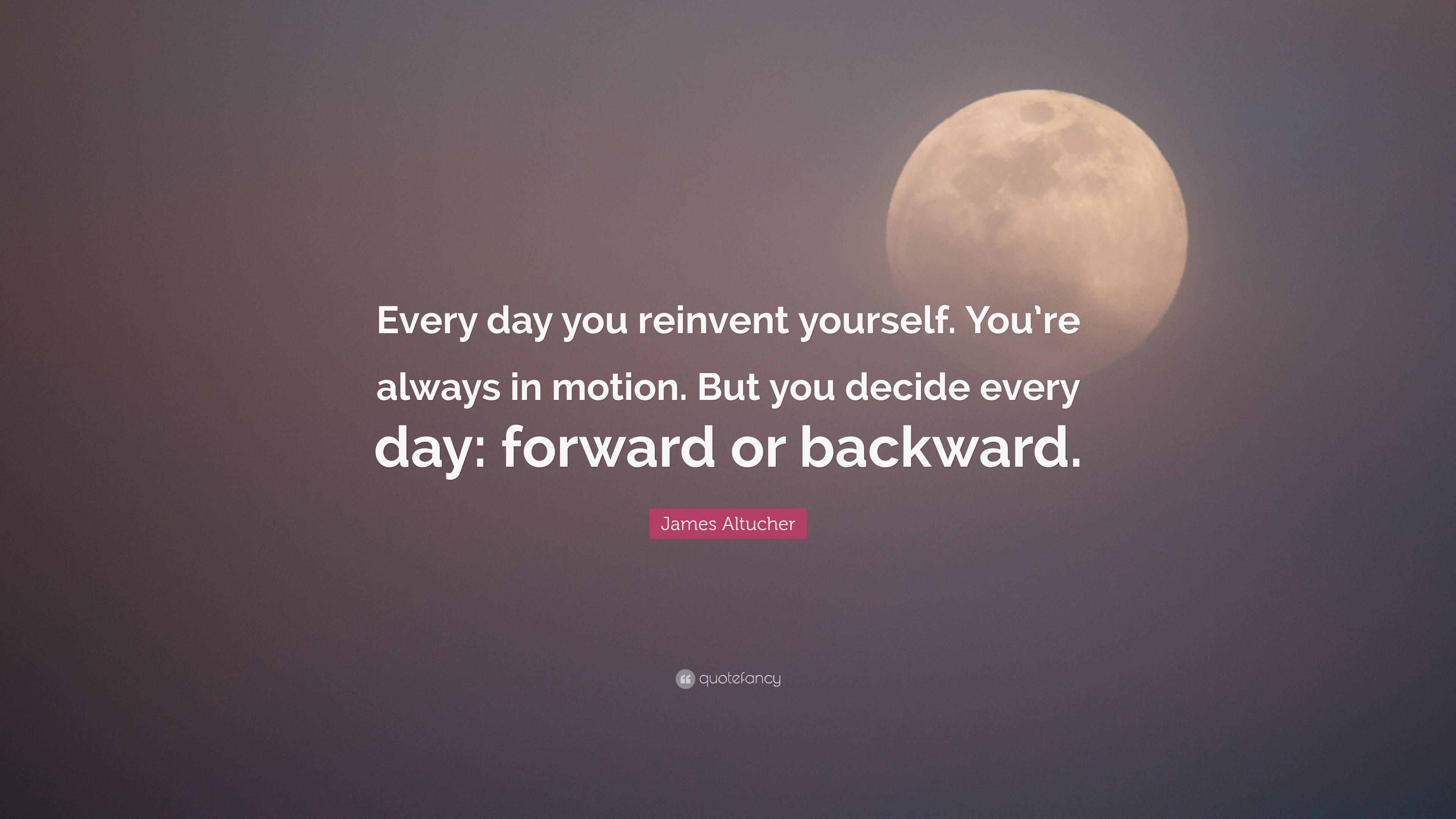 reinvent yourself james altucher