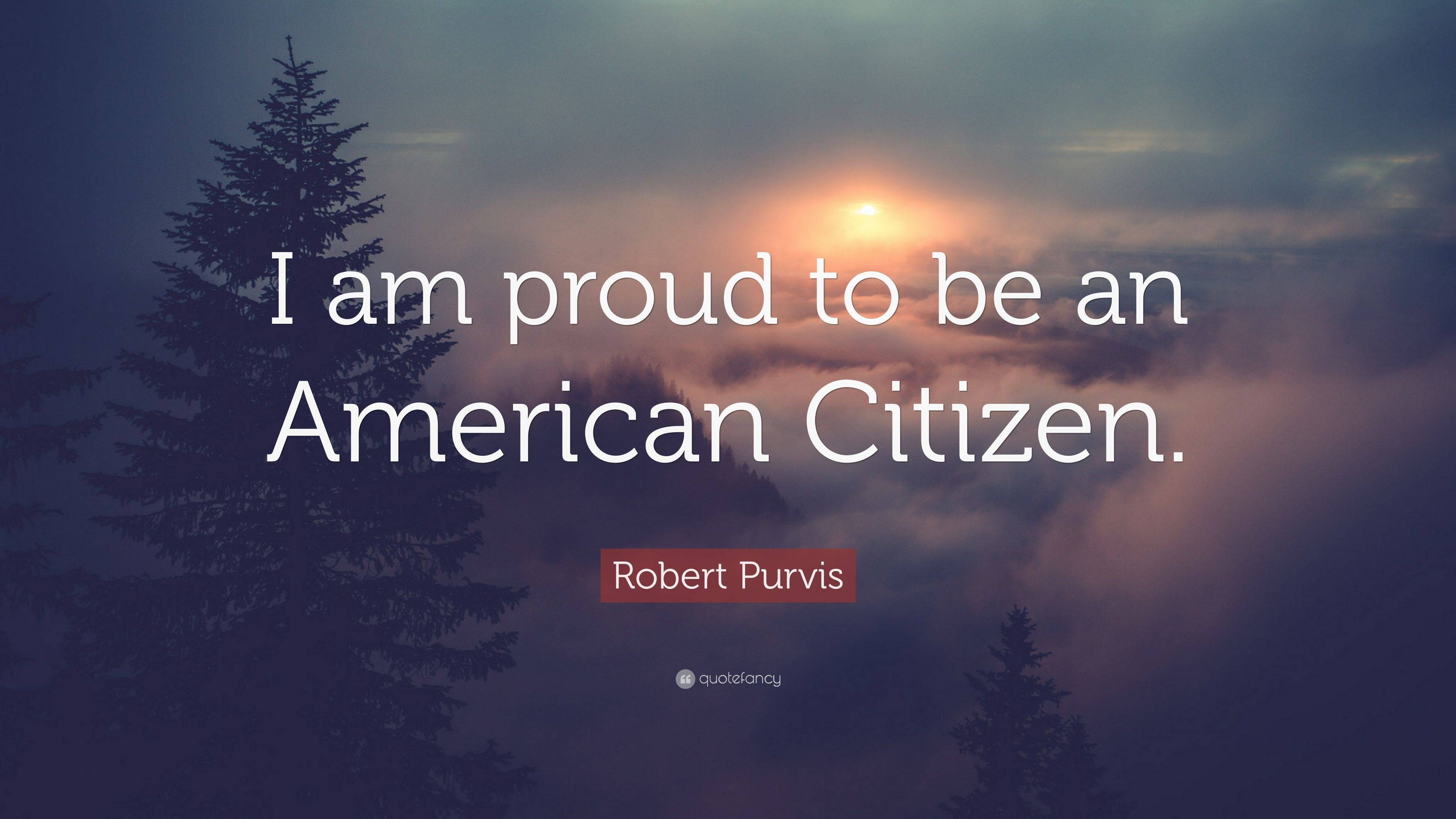 proud to be an american citizen