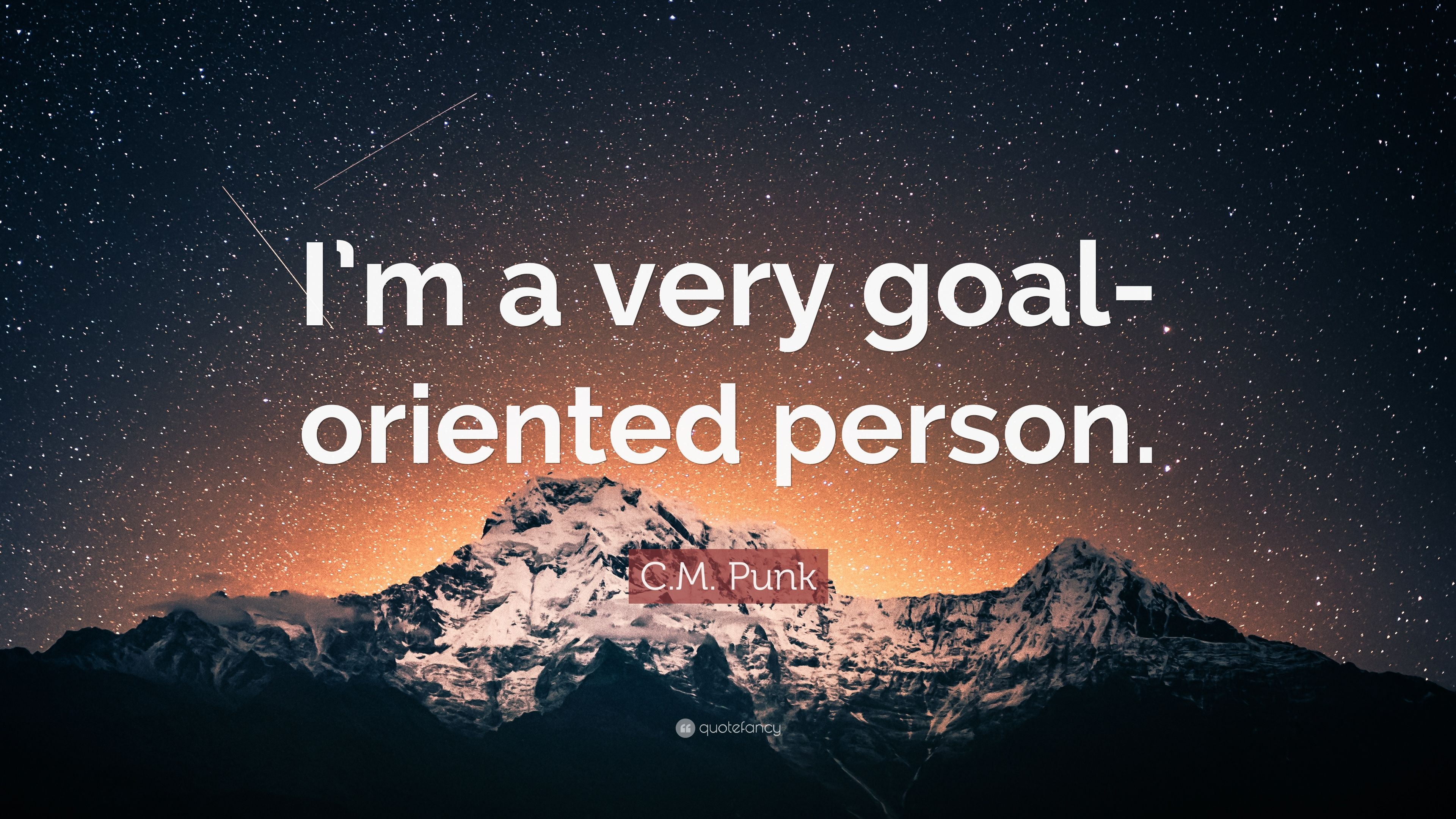 goal oriented personality Take the ama personality test to find out moreover  related: how do  millenials describe their generation's personality characteristics 5 goal  oriented.