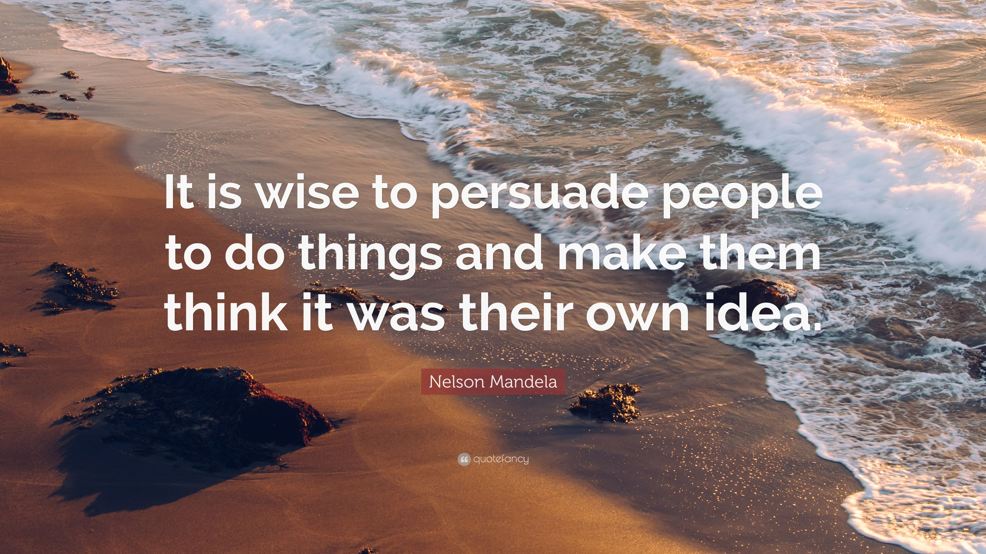 things to persuade people to do