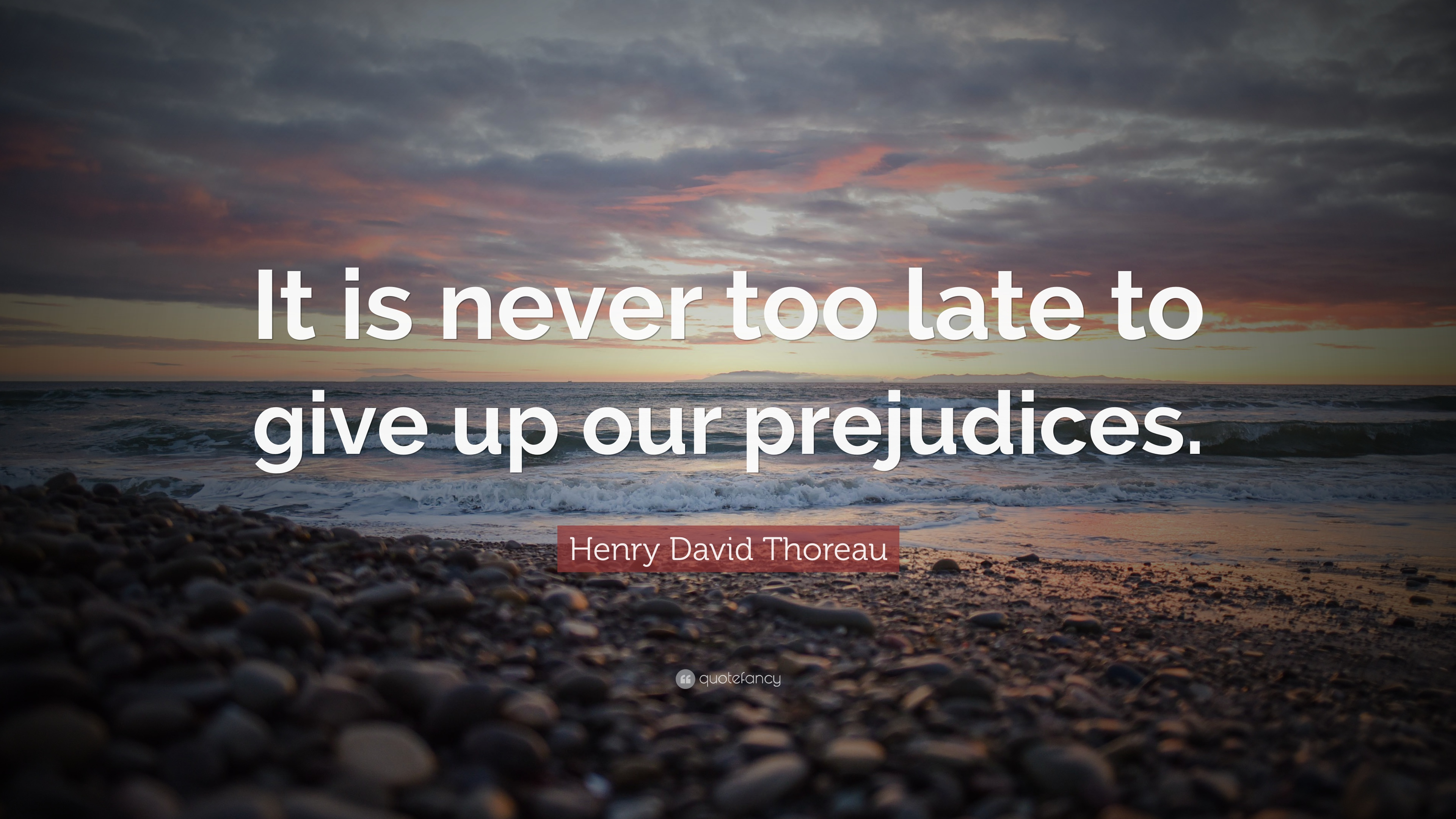 henry david thoreau quote: