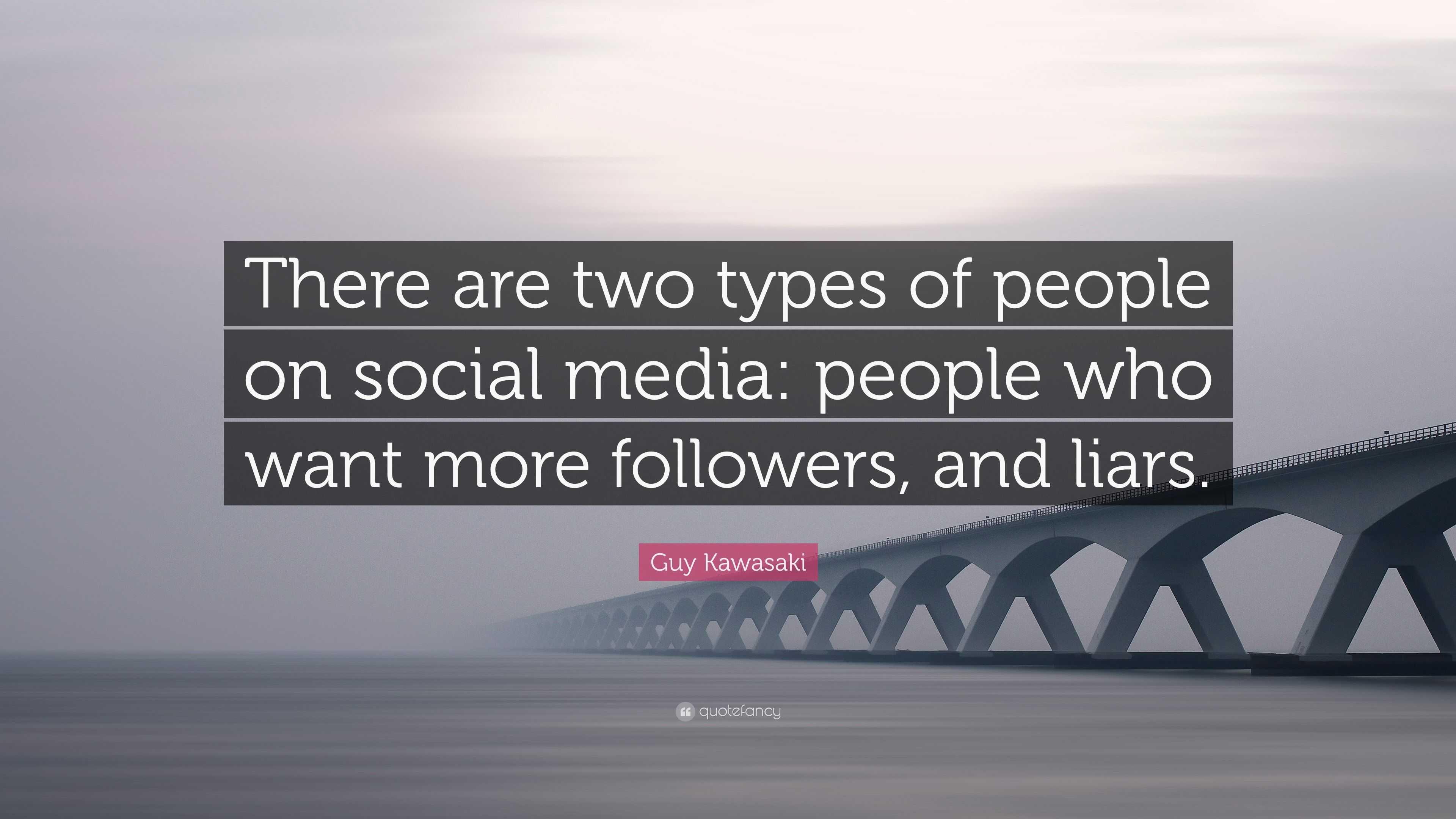 Guy Kawasaki Social Media Quote