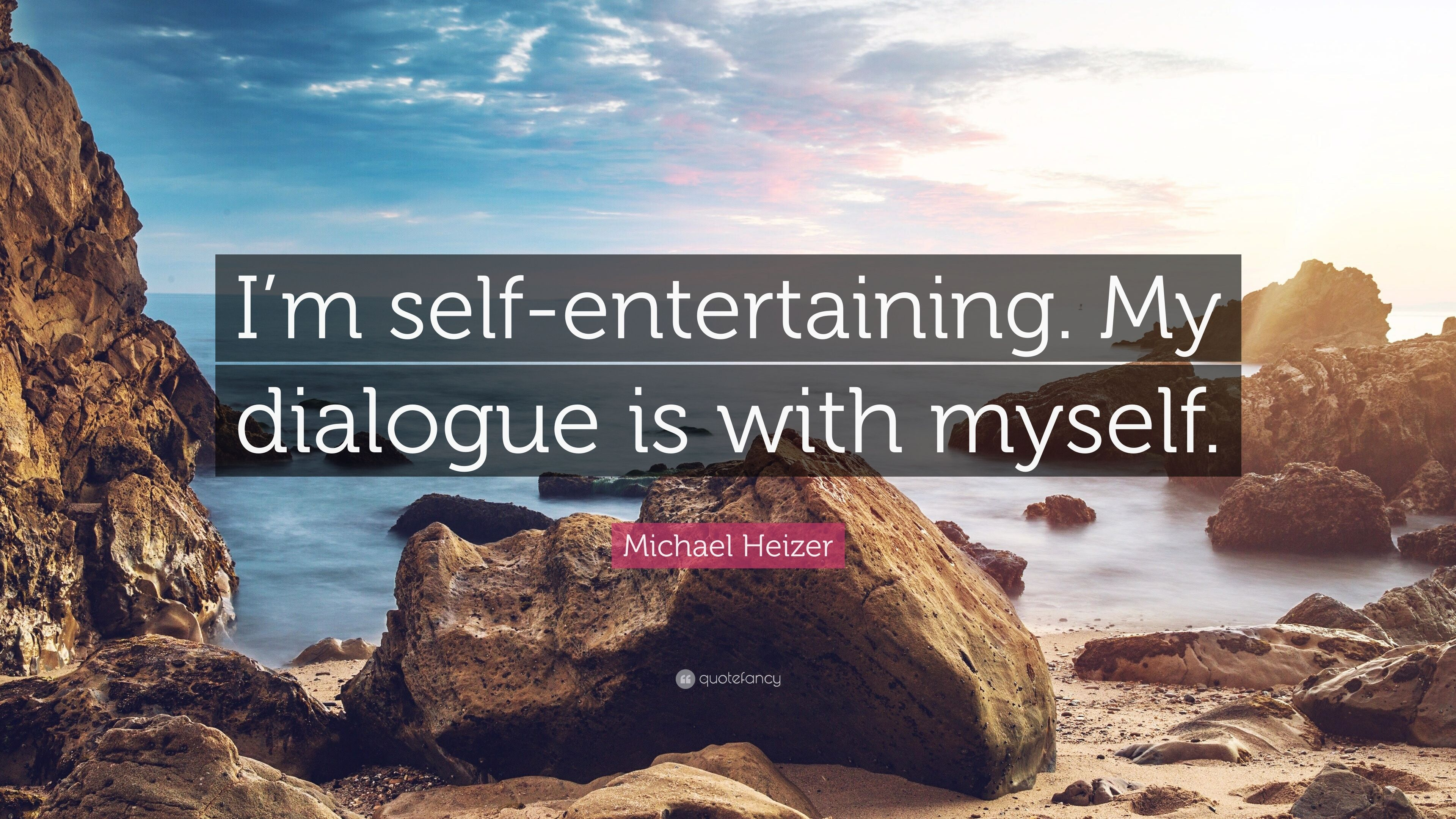 Michael heizer quotes
