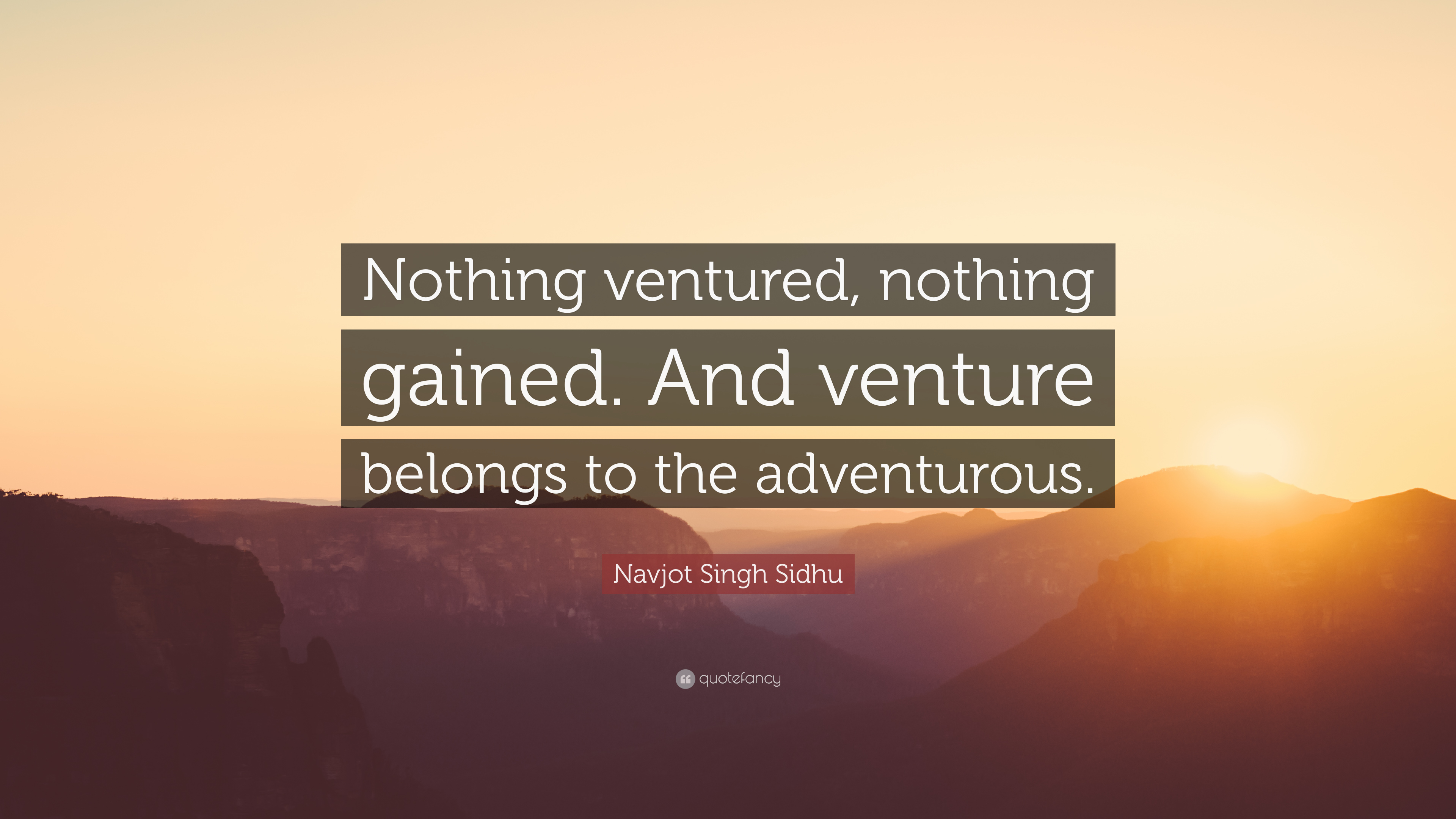 Nothing Ventured, Nothing Gained: Is It Worth Taking Risks in Life?