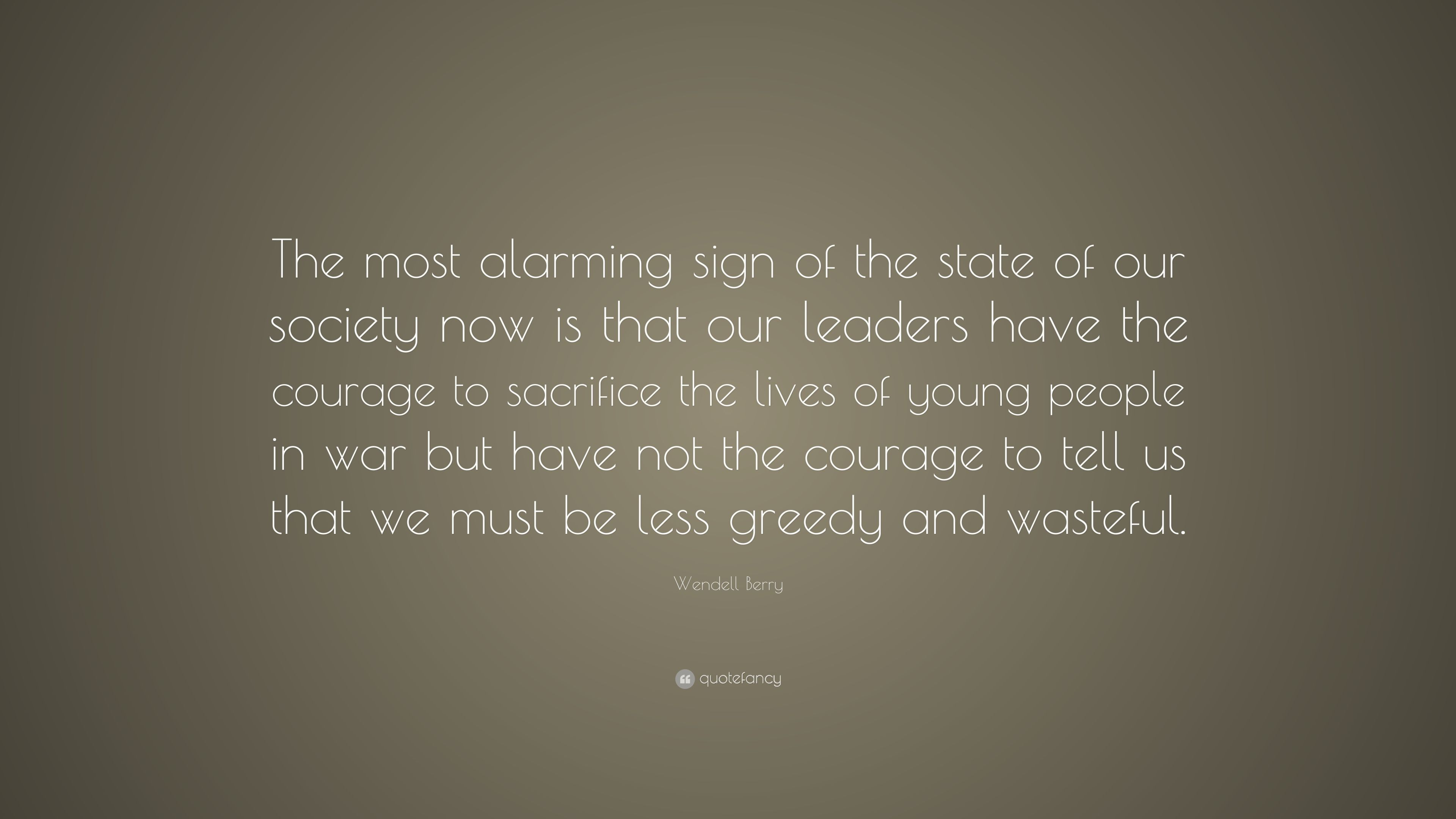 Society and State: a selection of quotes