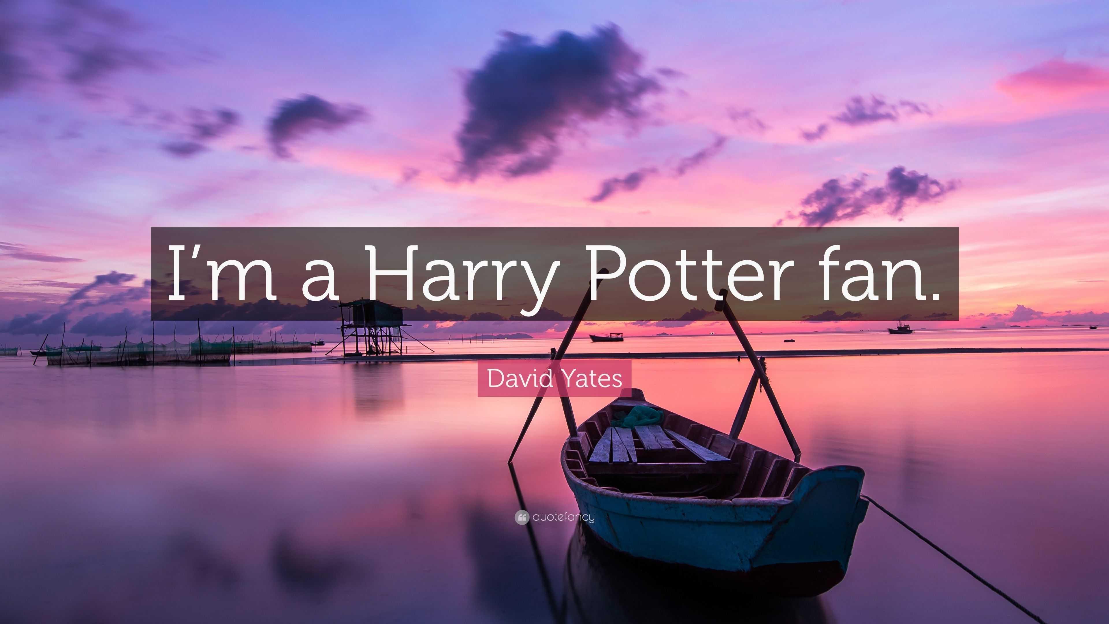 Best Wallpaper Harry Potter Purple - 5062684-David-Yates-Quote-I-m-a-Harry-Potter-fan  Graphic_444064.jpg