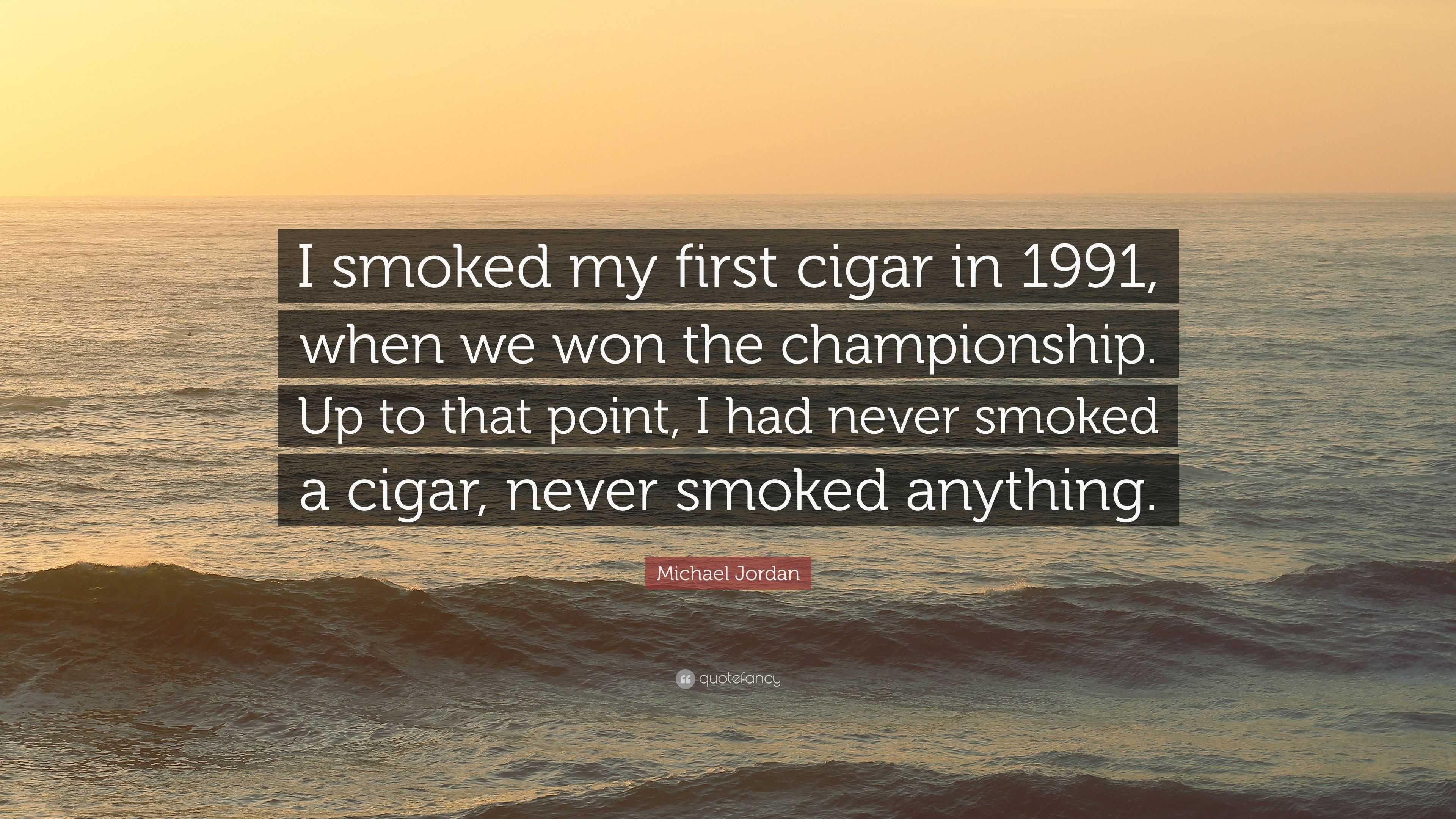 Wallpaper Michael Jordan Cigar Vilma Lii Free Wallpaper