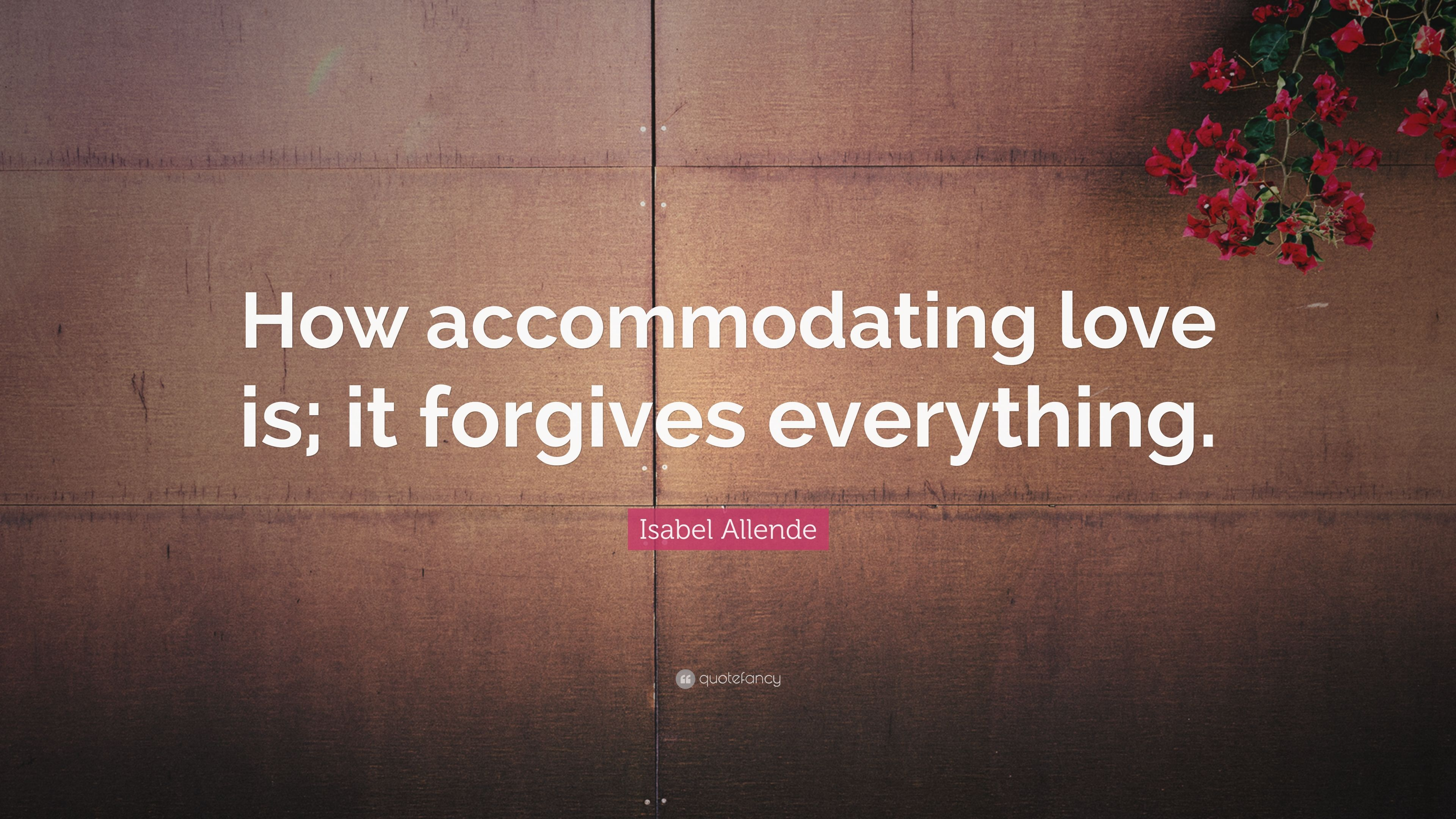 Accommodating quotes about life