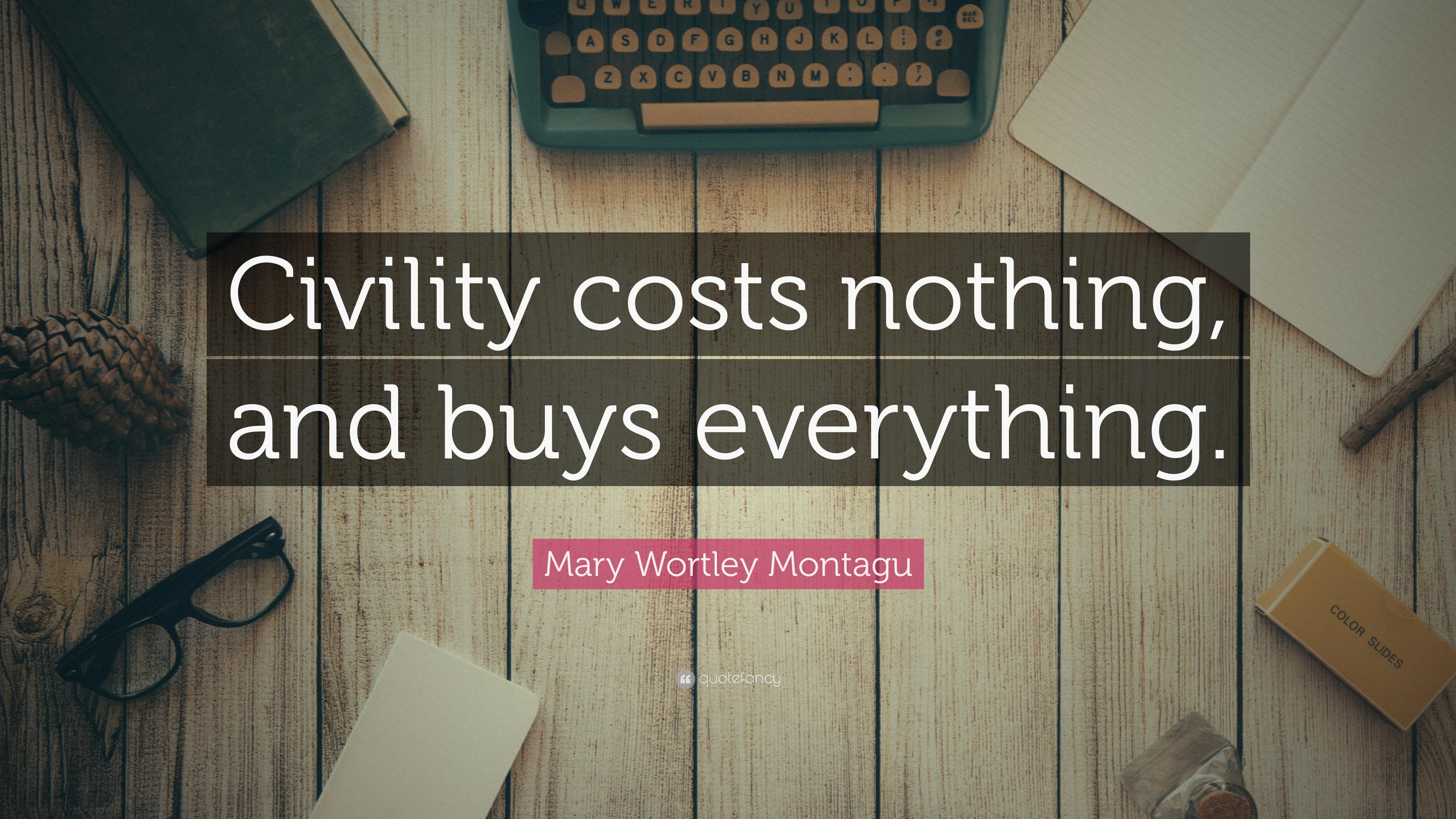 Civility Blog