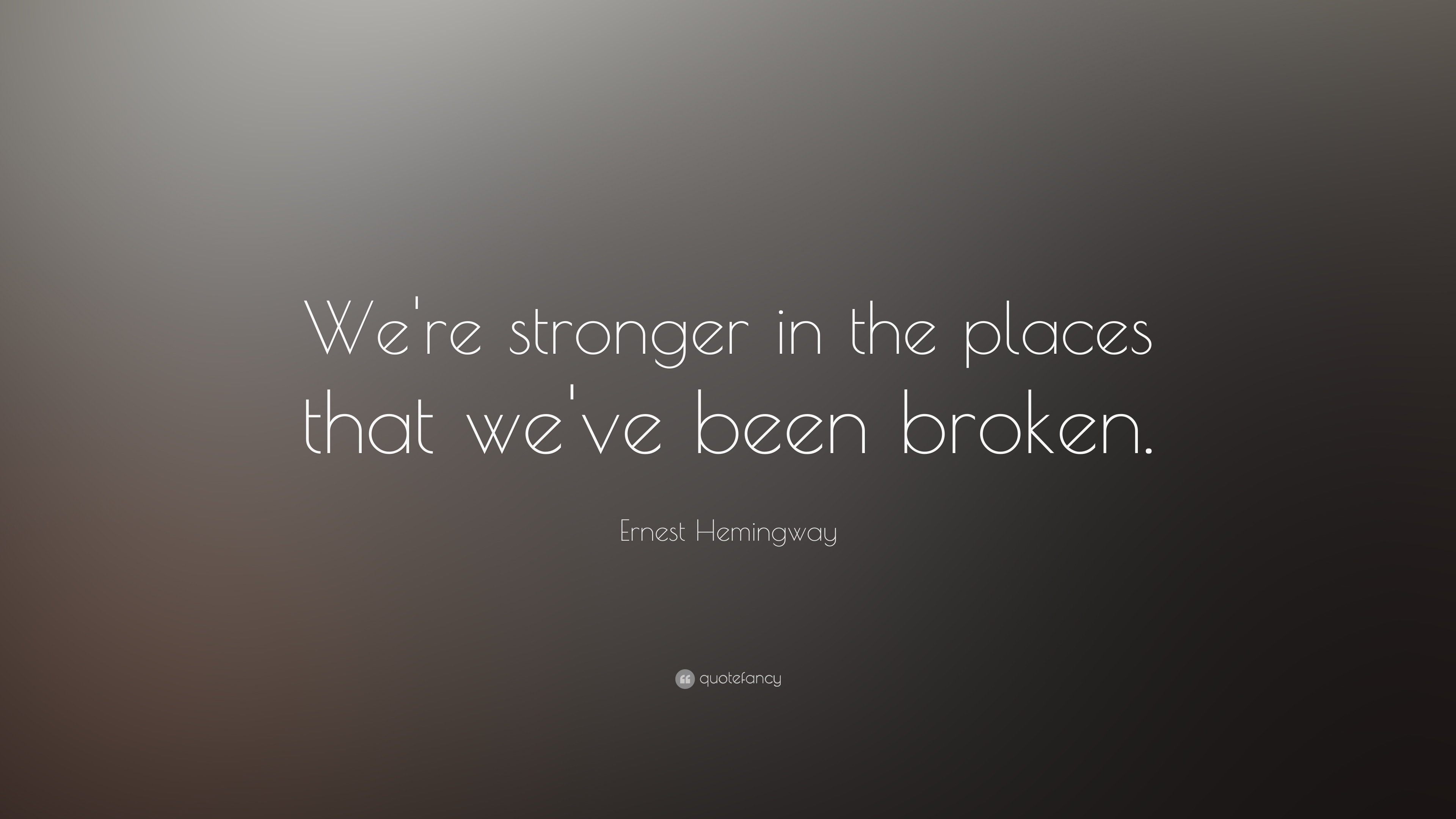 Ernest Hemingway Quotes 100 Wallpapers Quotefancy