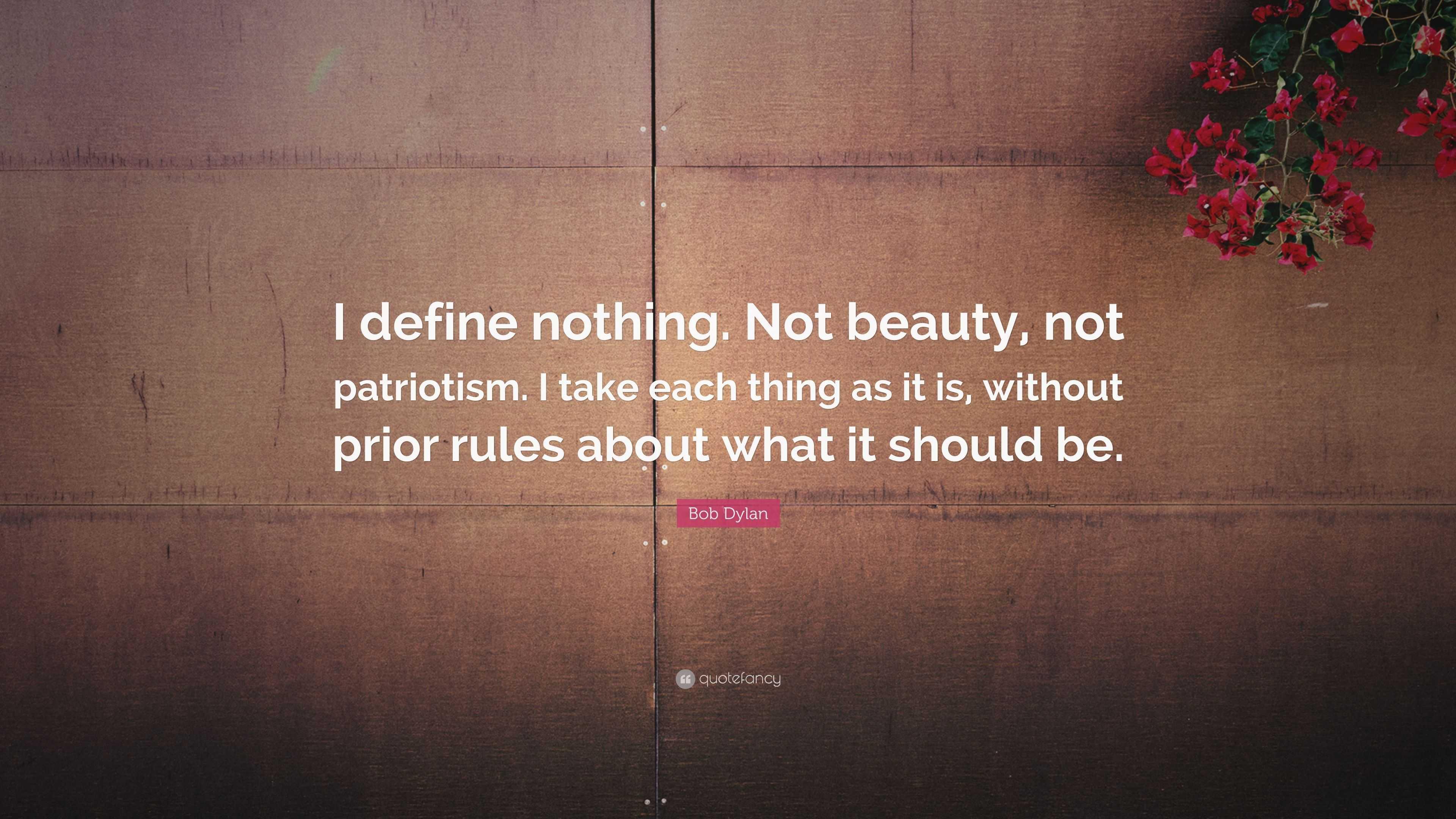 define patriotism