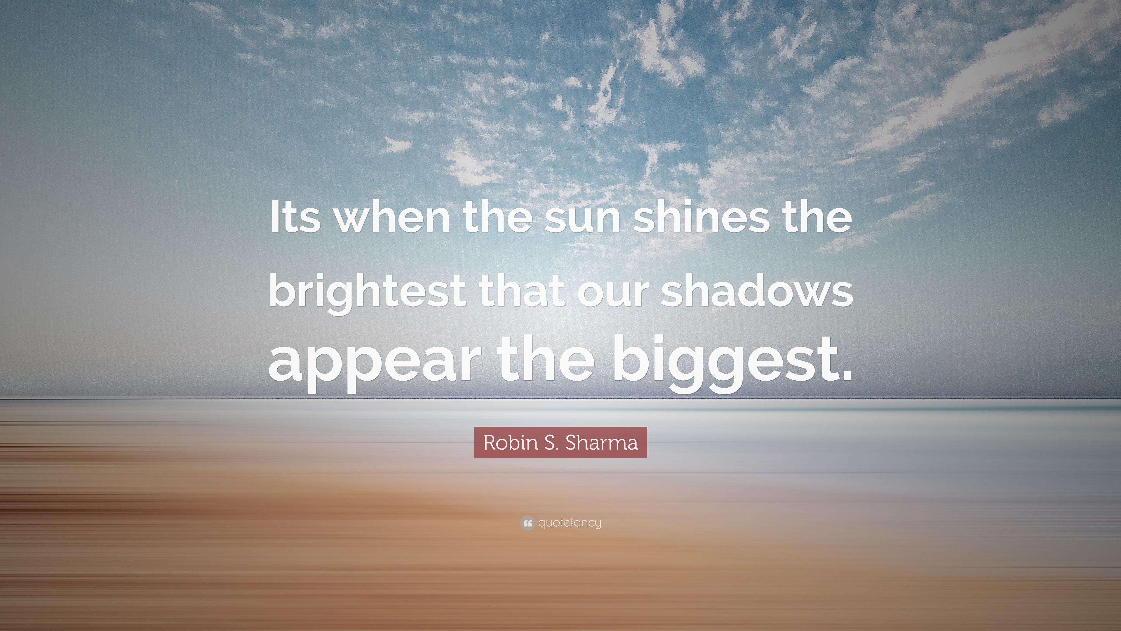 Brightest Sun