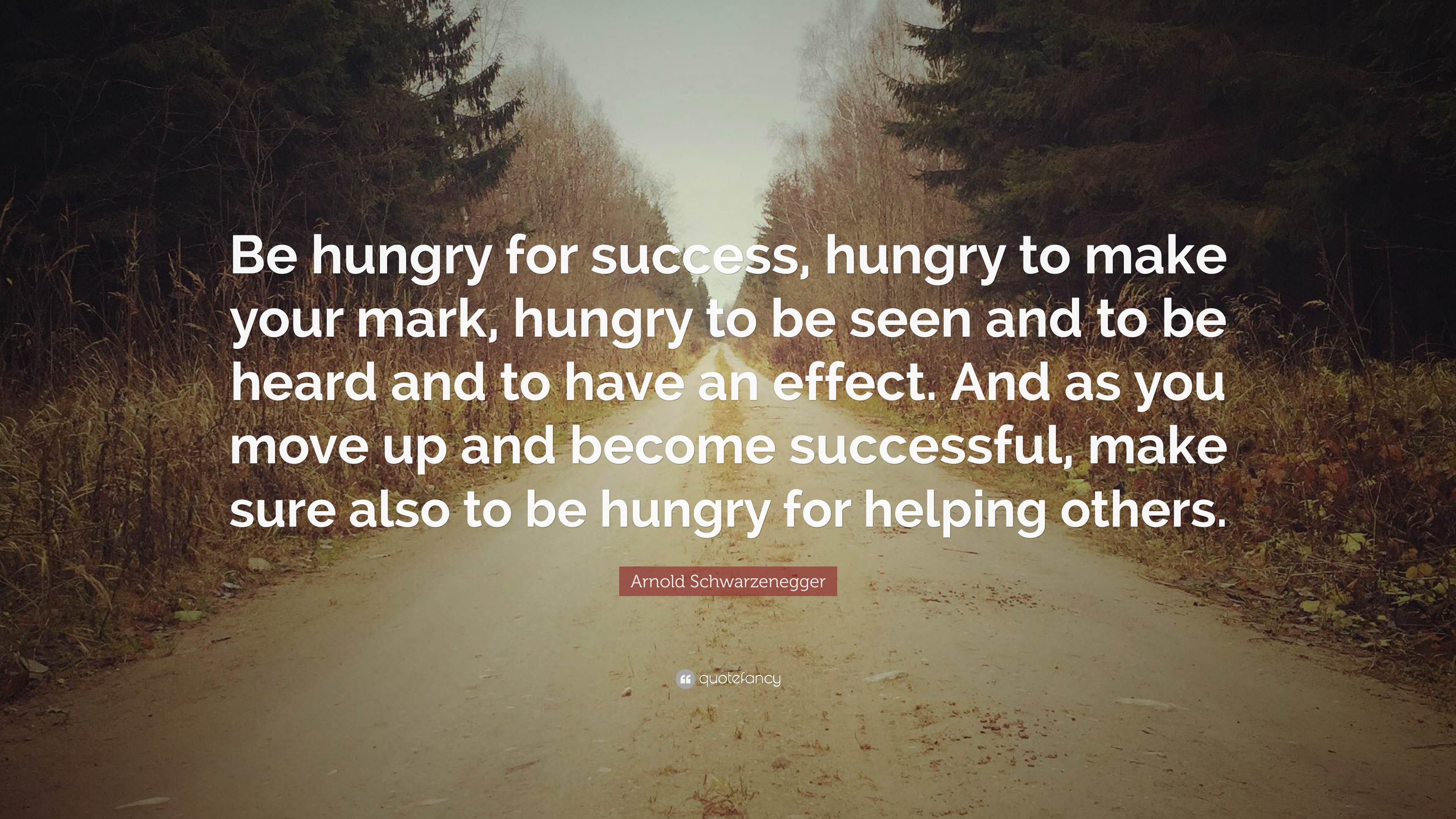 Quotes About Being Hungry For Success