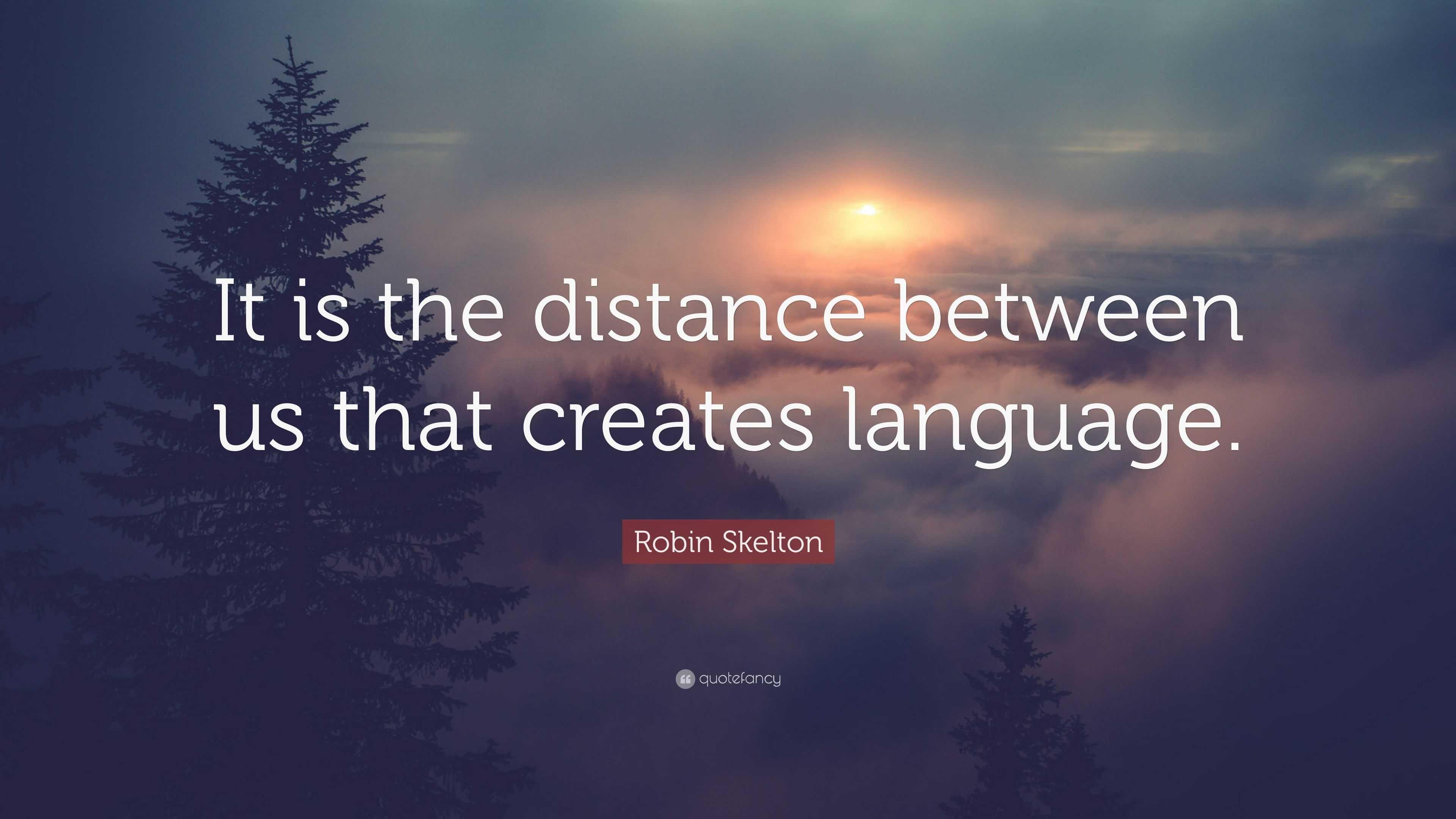 Distance Between Us Quotes Ssmatters