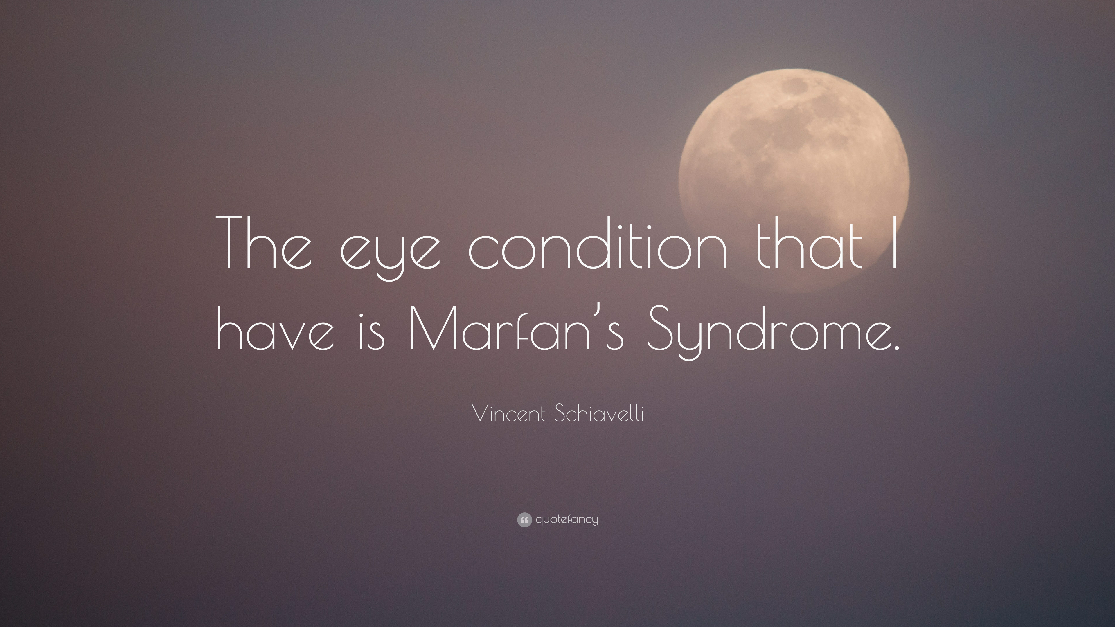 Vincent Schiavelli Marfan Syndrome Vincent Schiavelli Quo...
