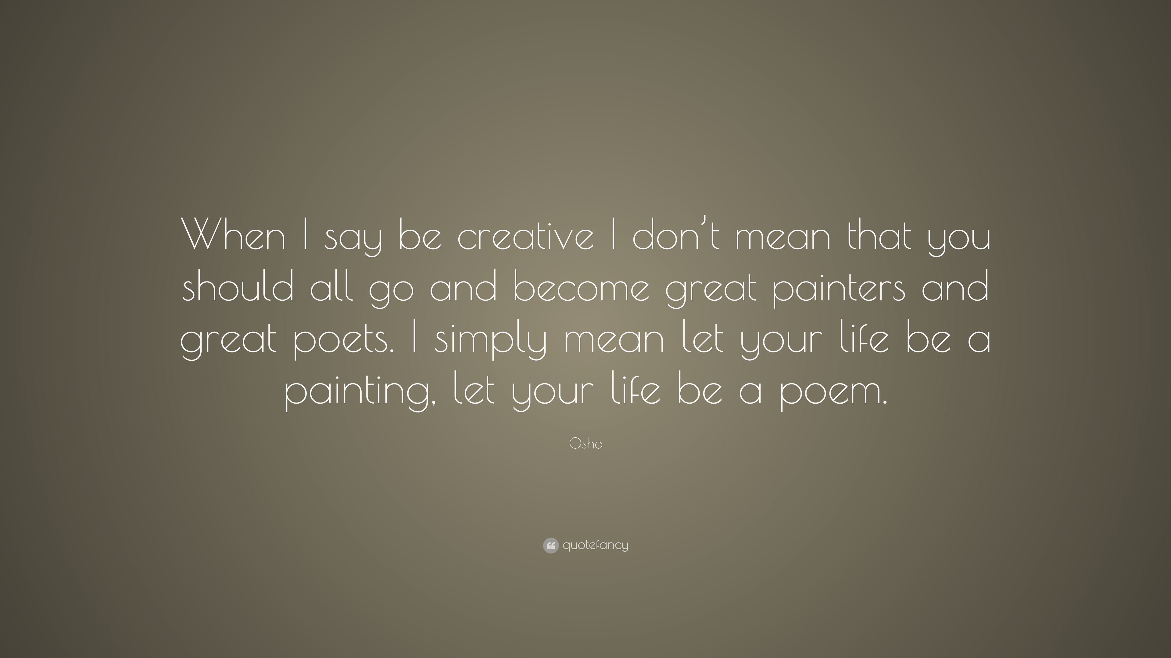 what creativity means to the poet Hundreds of creative writing prompts and poetry ideas get inspired and write better poems if you're looking for short story ideas instead, visit our story prompts section.