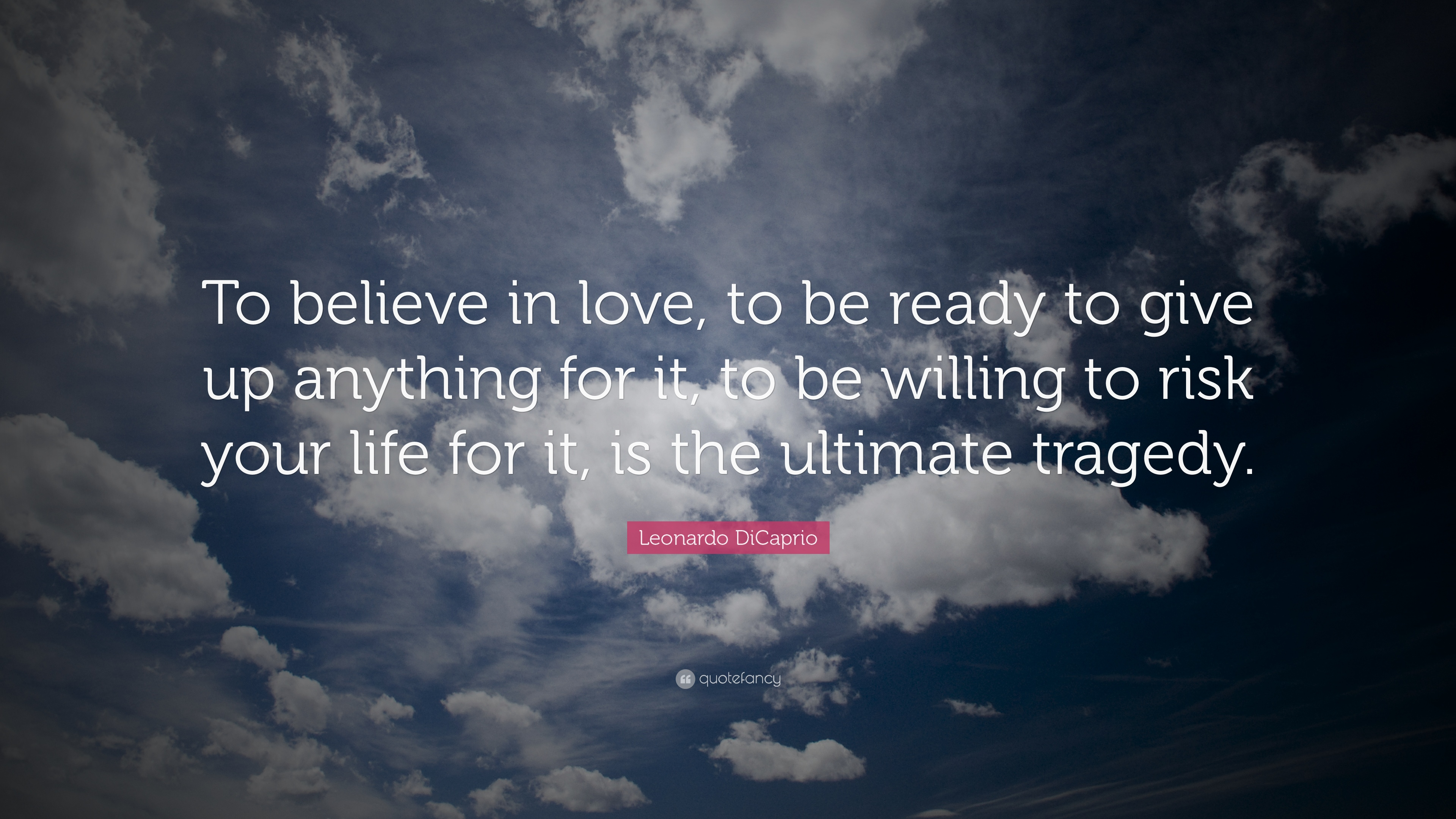 Quotes About Believe In Love: Risk Quotes (40 Wallpapers)