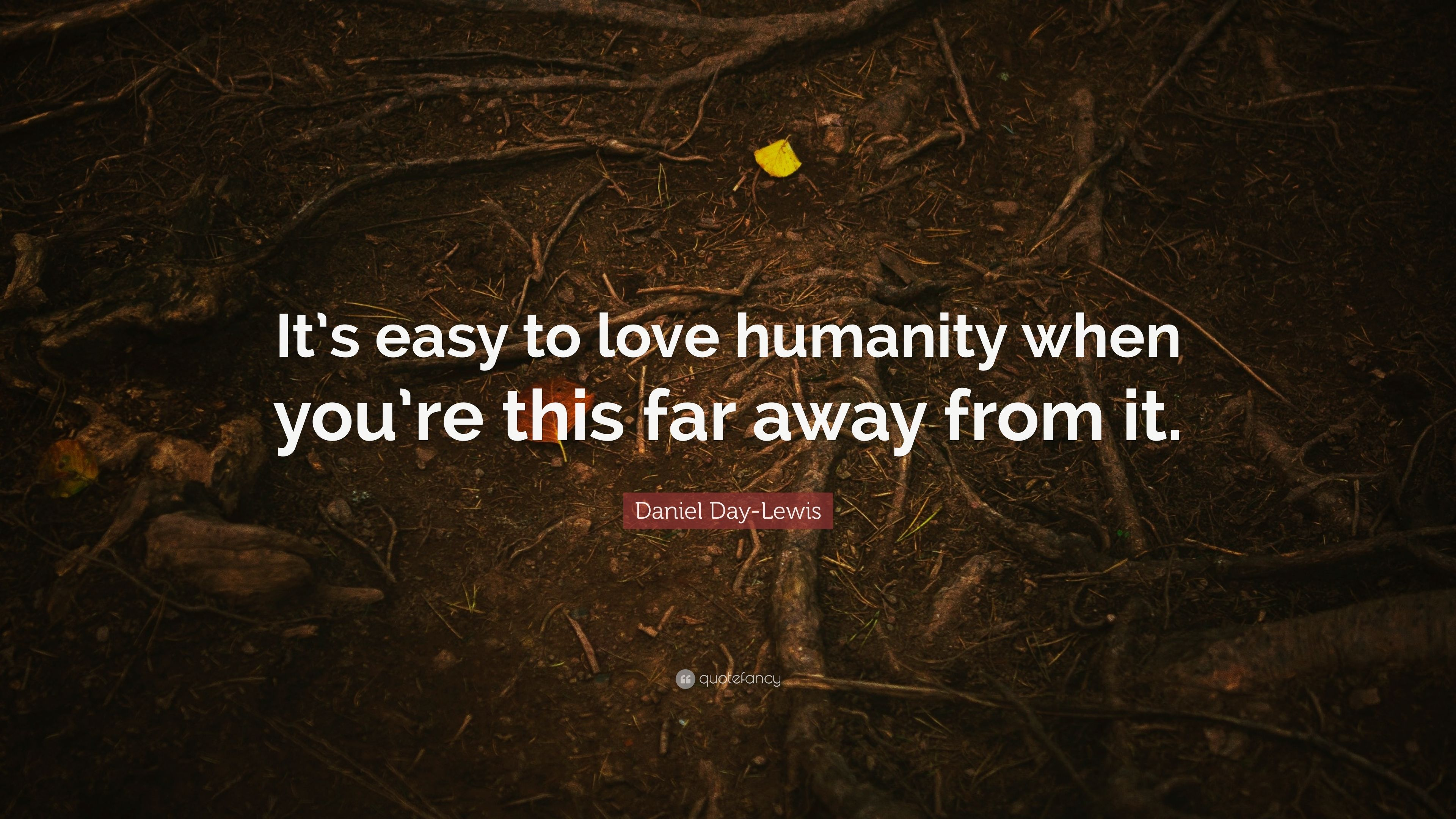 you re easy to love