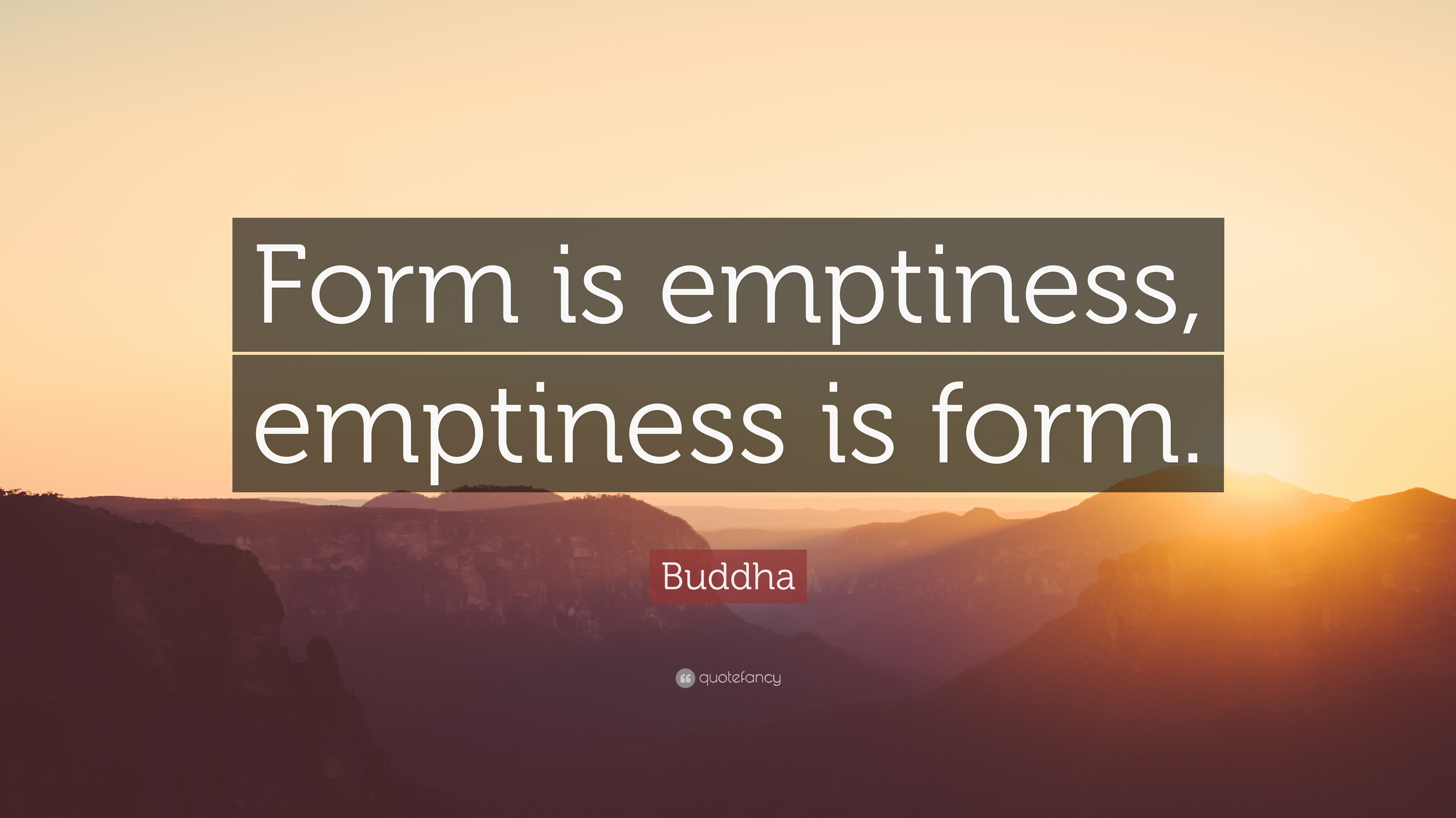 Emptiness Is Form and Form Is Emptiness Essay Sample