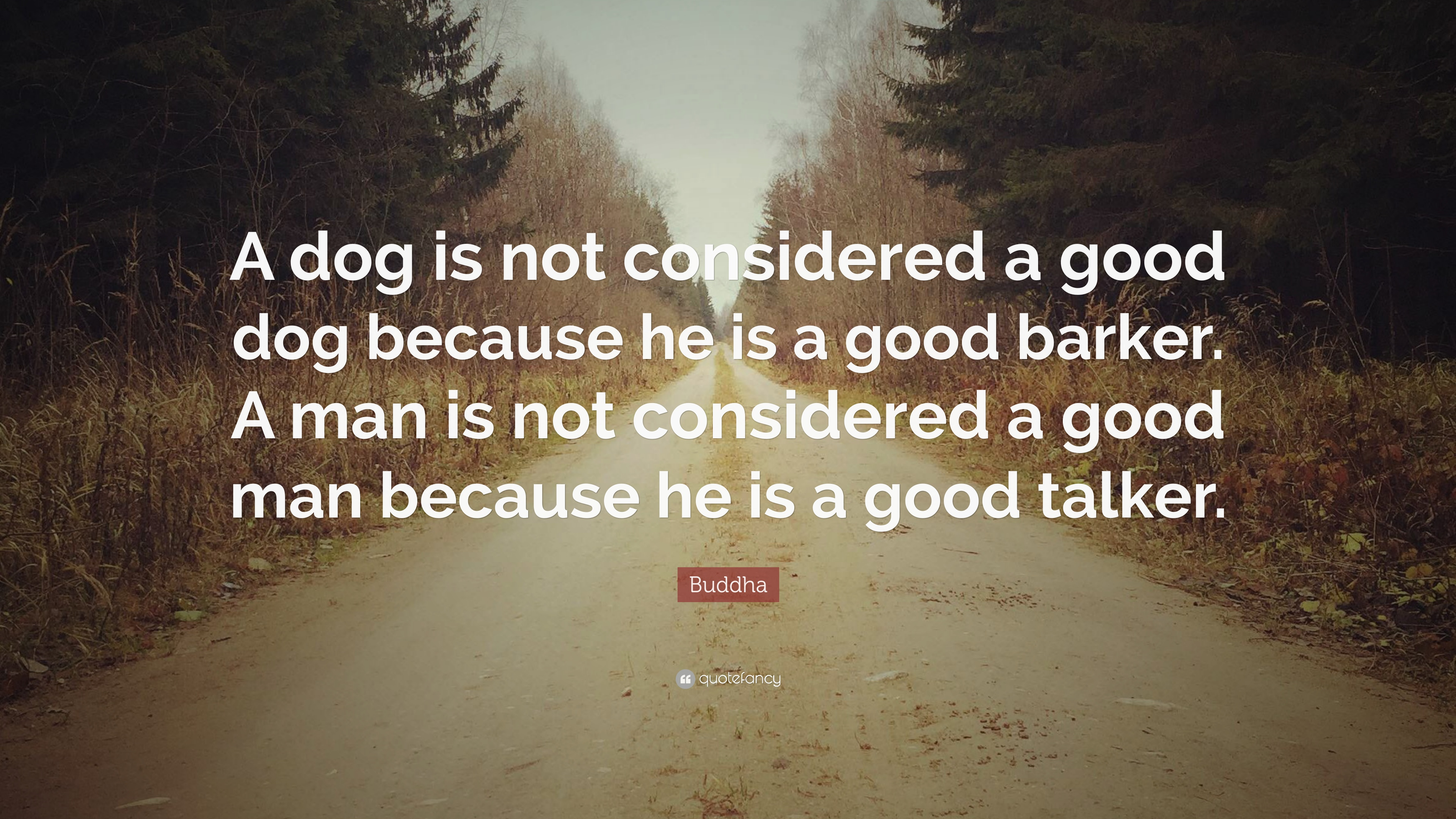 What is he: a good man 23