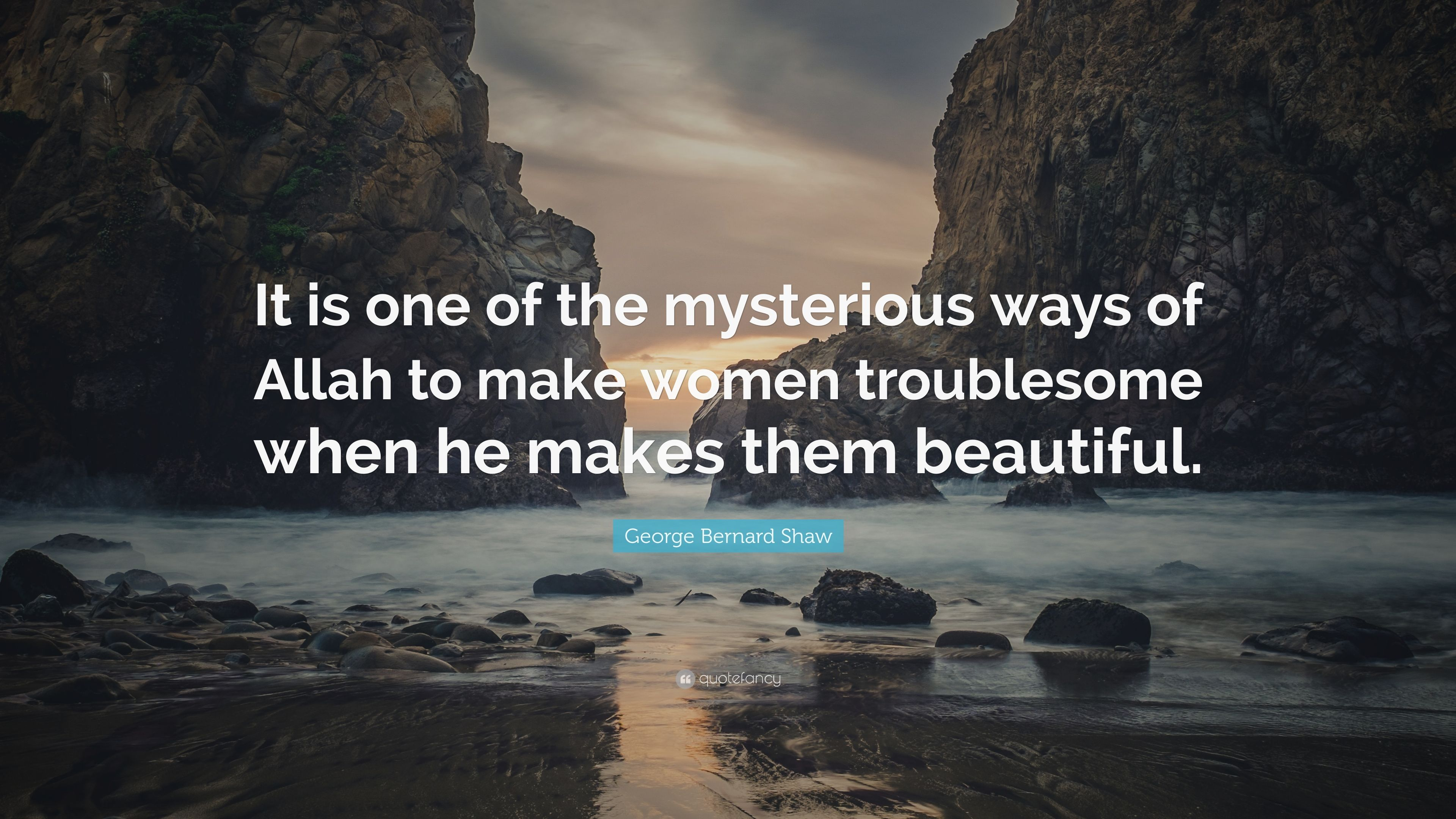 what makes a woman mysterious