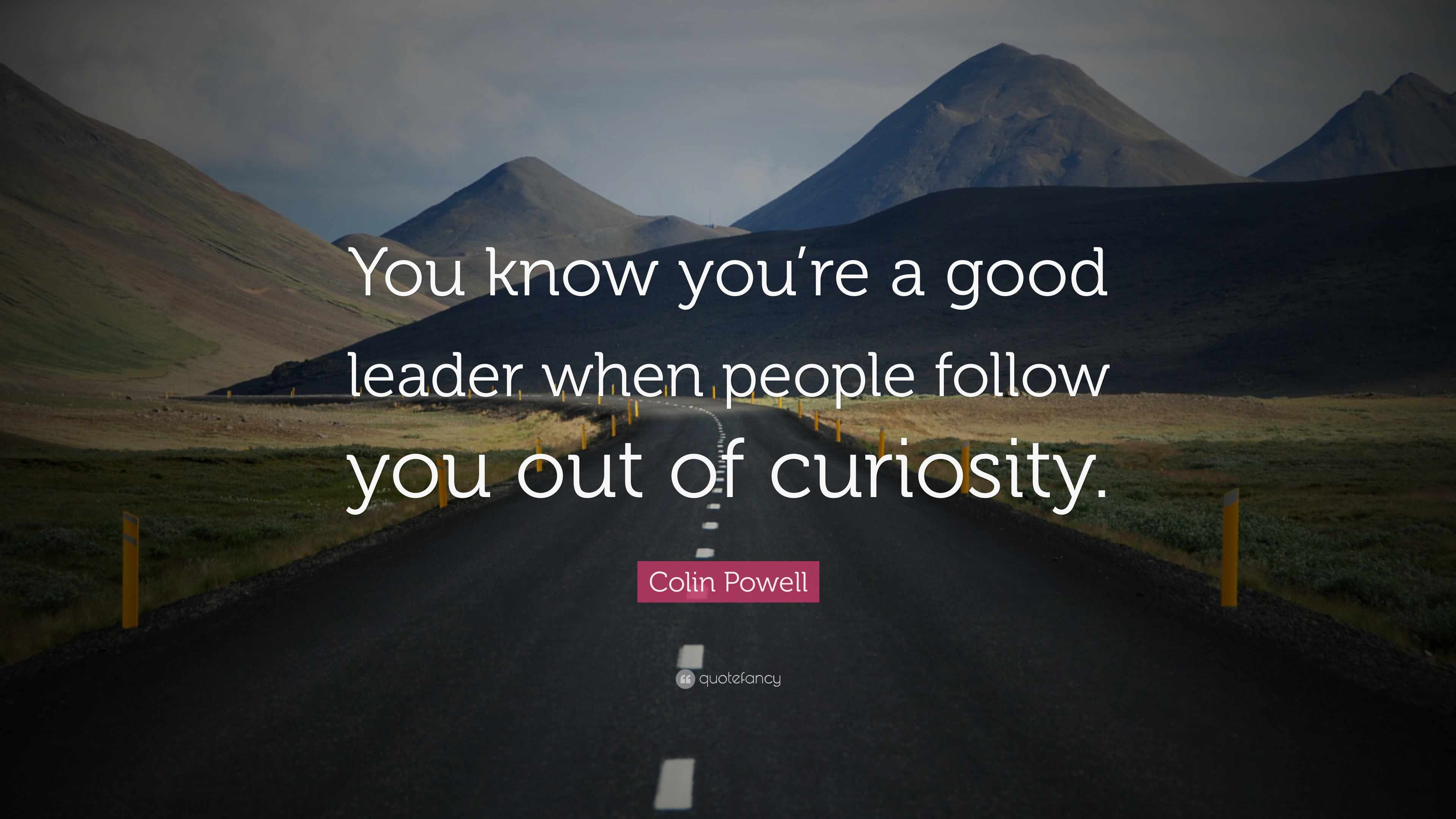 are you a good leader There are certain characteristics found in some people that seem to naturally put them in a position where they're looked up to as a leader whether in fact a person is born a leader or develops skills and abilities to become a leader is open for debate there are some clear characteristics that are found in good leaders.