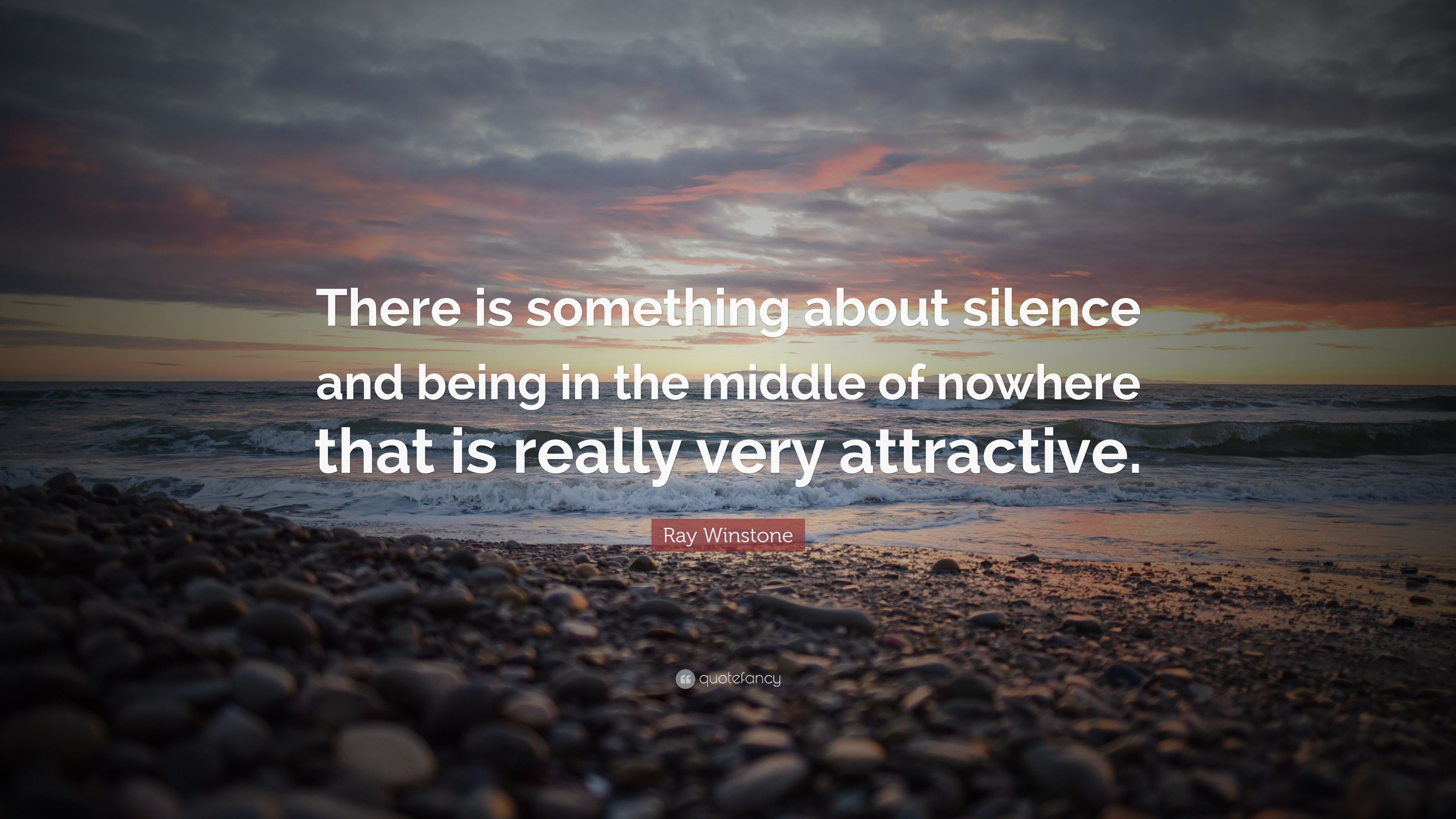 about silence