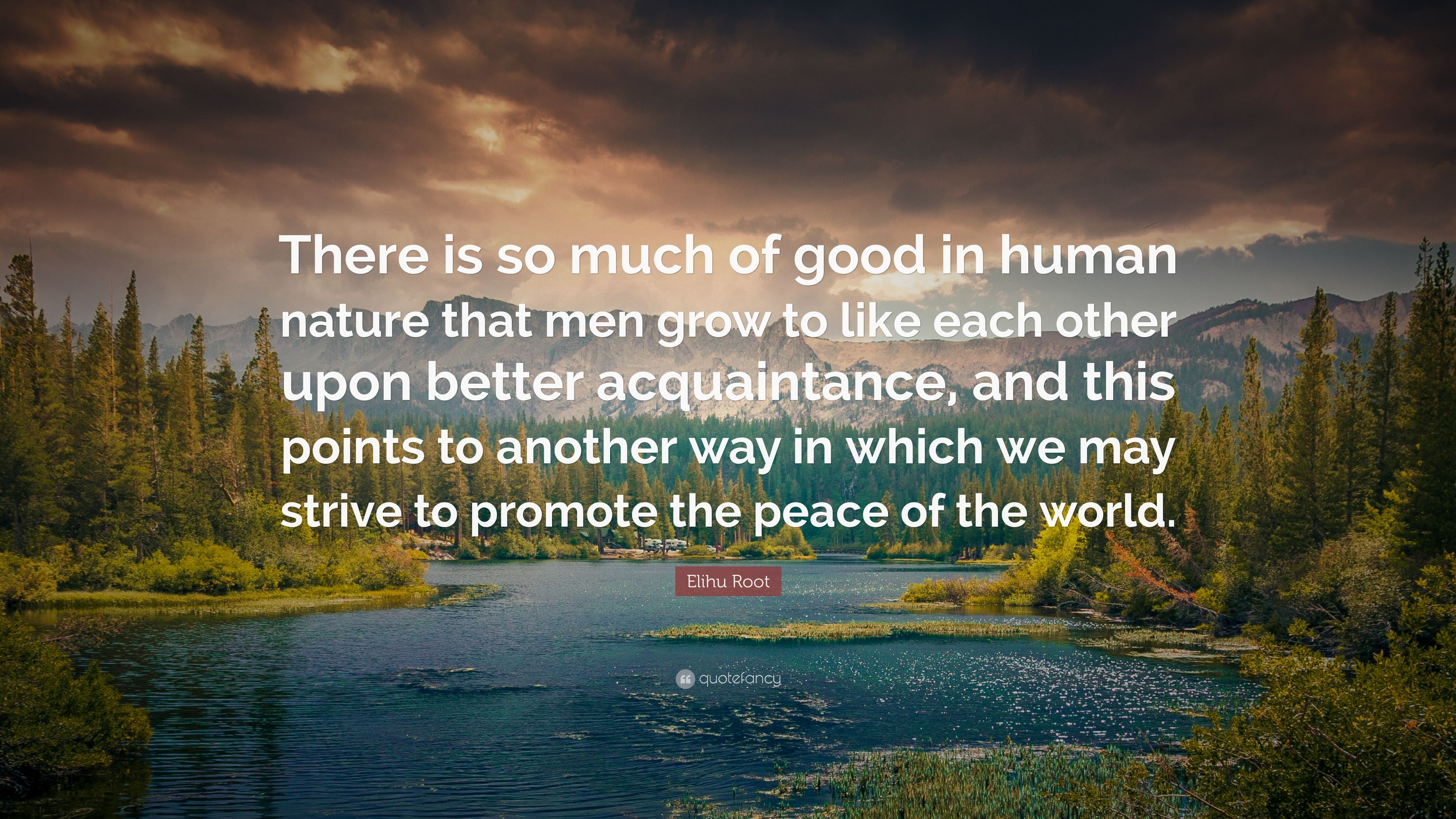 true human nature