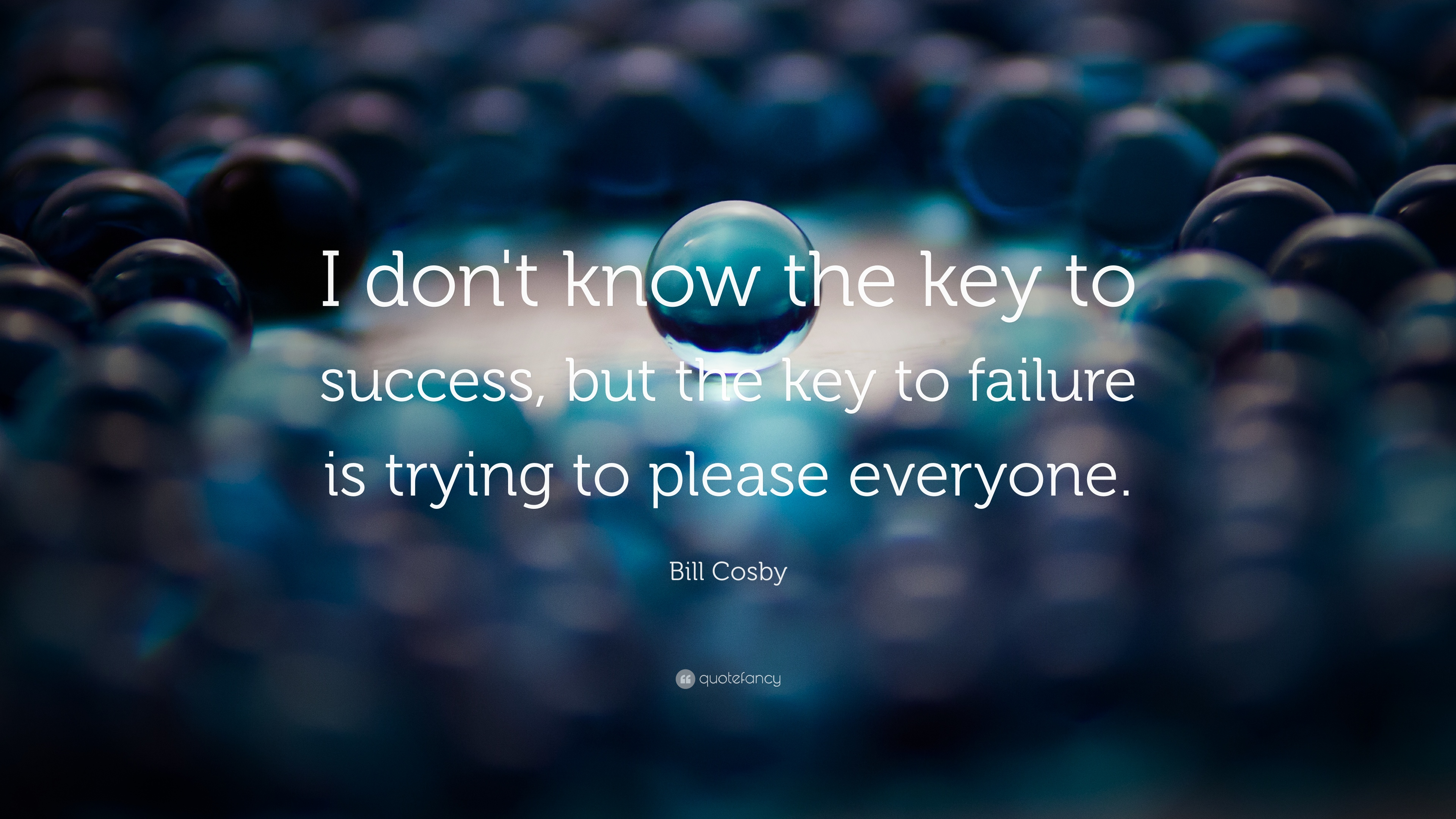 bill cosby quote i don t know the key to success but the key to bill cosby quote i don t know the key to success but