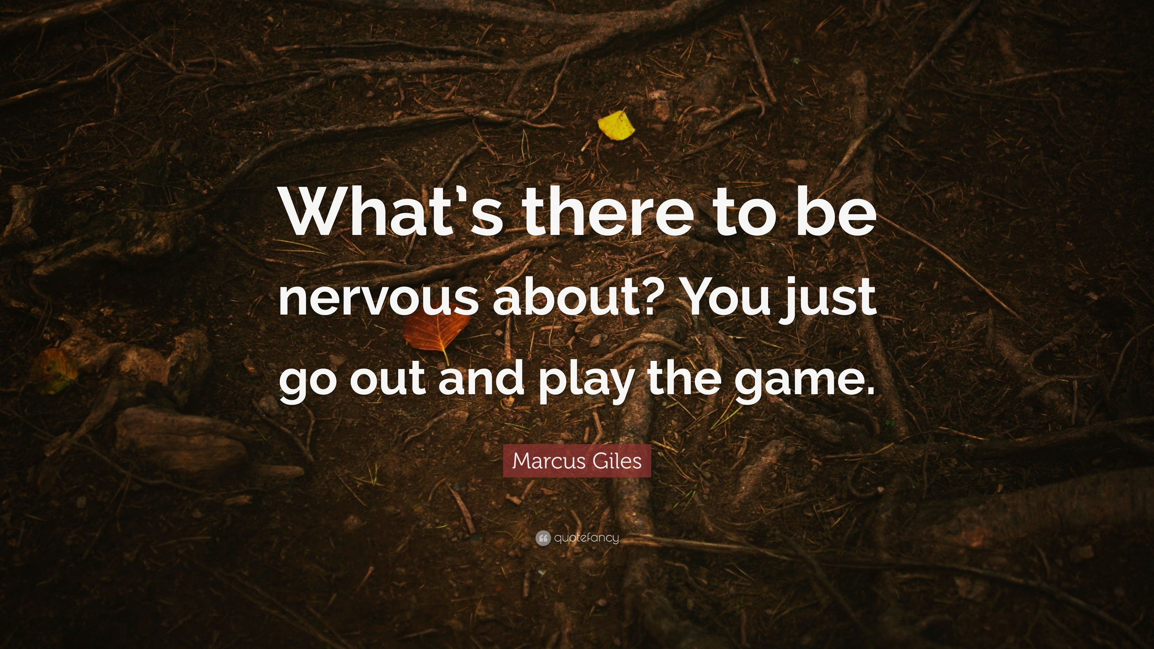 how to play are you nervous