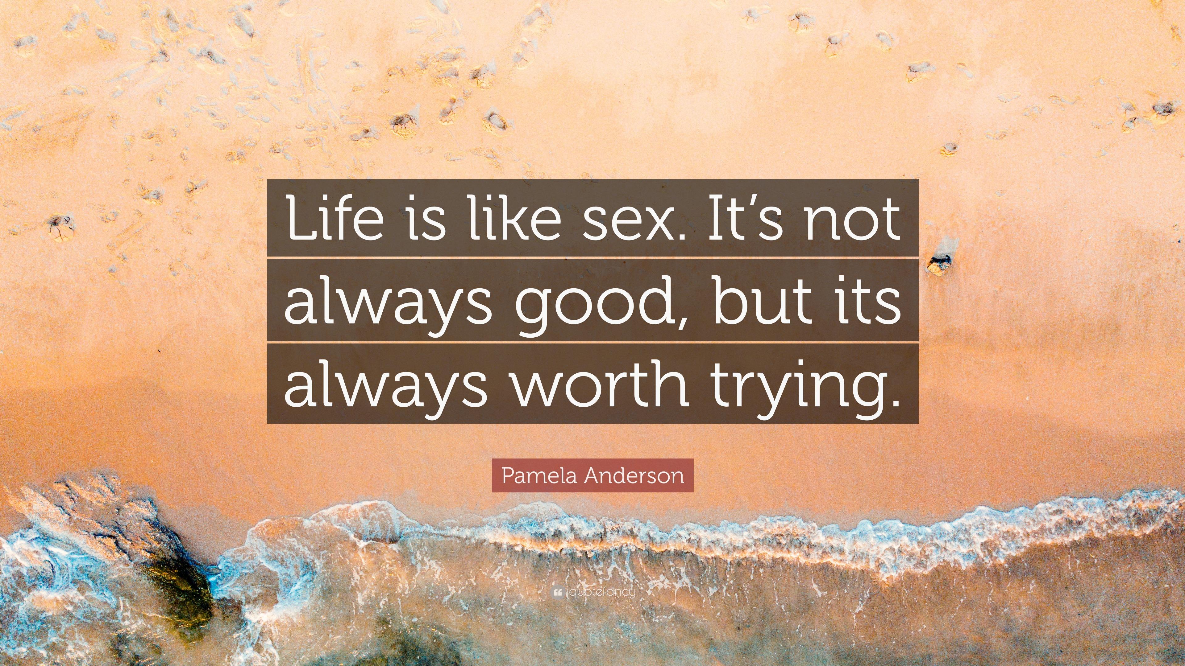 Хороший сексэто что