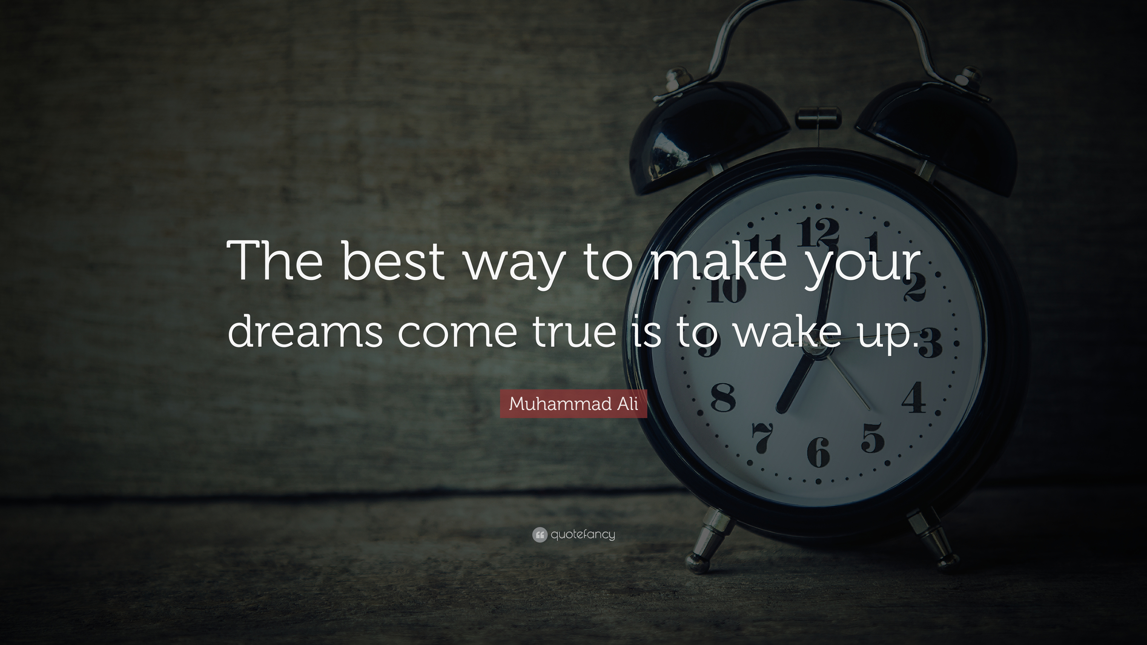 how to make your dreams come true fast