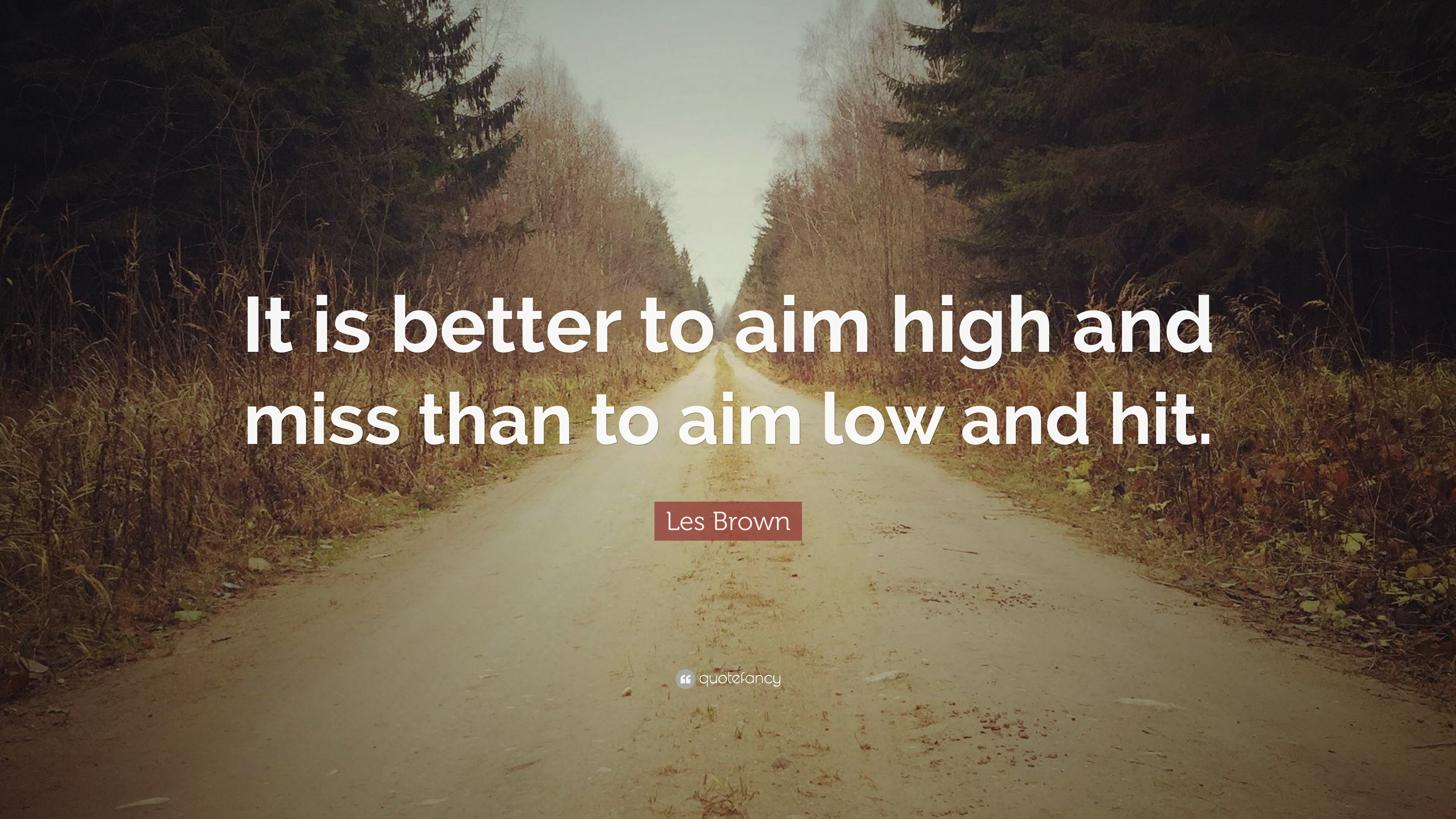 Les Brown Quotes (100 Wallpapers)