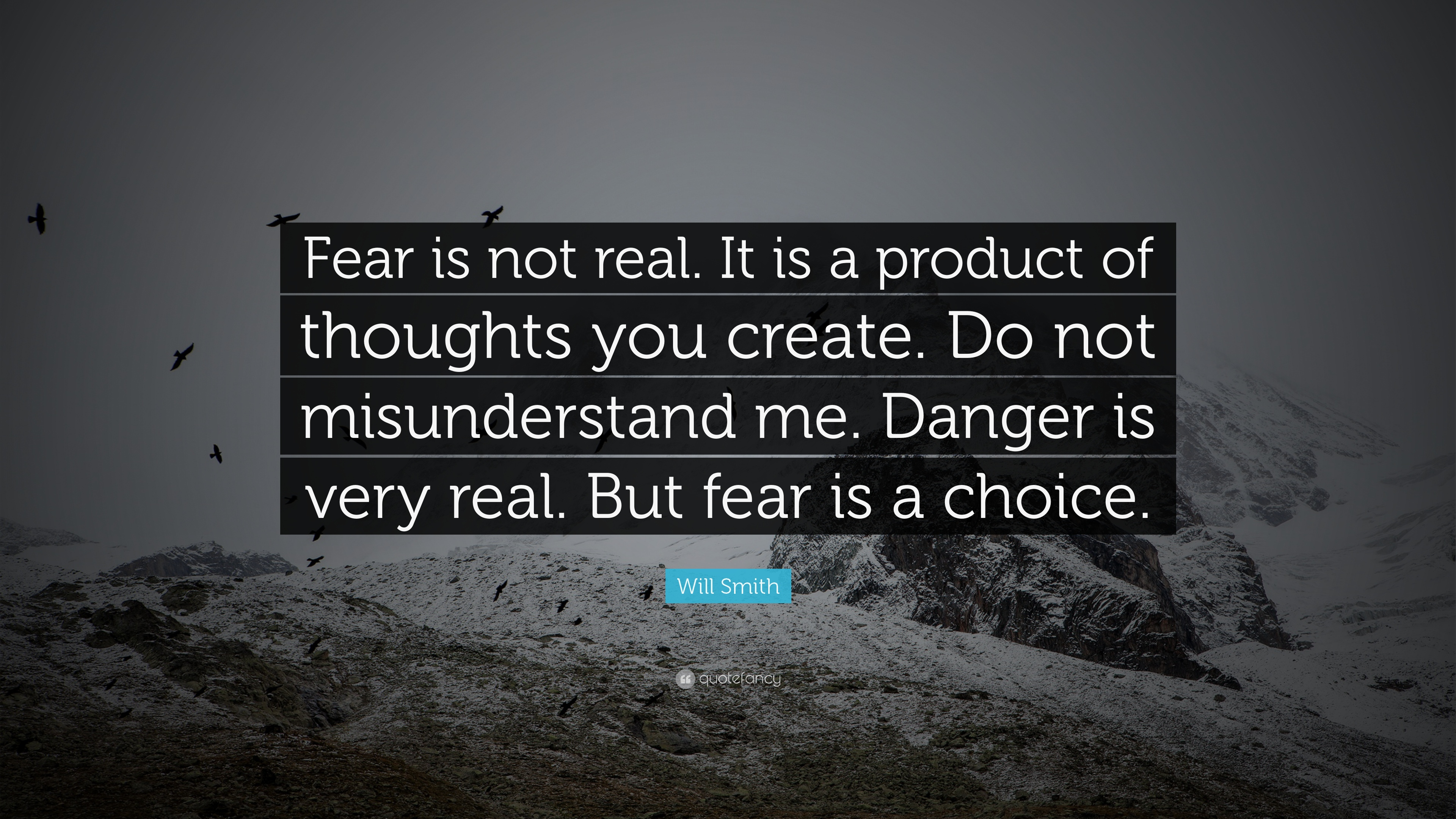 Fear Quotes Fear Step On Wallpaper Quote  Inspiring Quotes And Words In Life