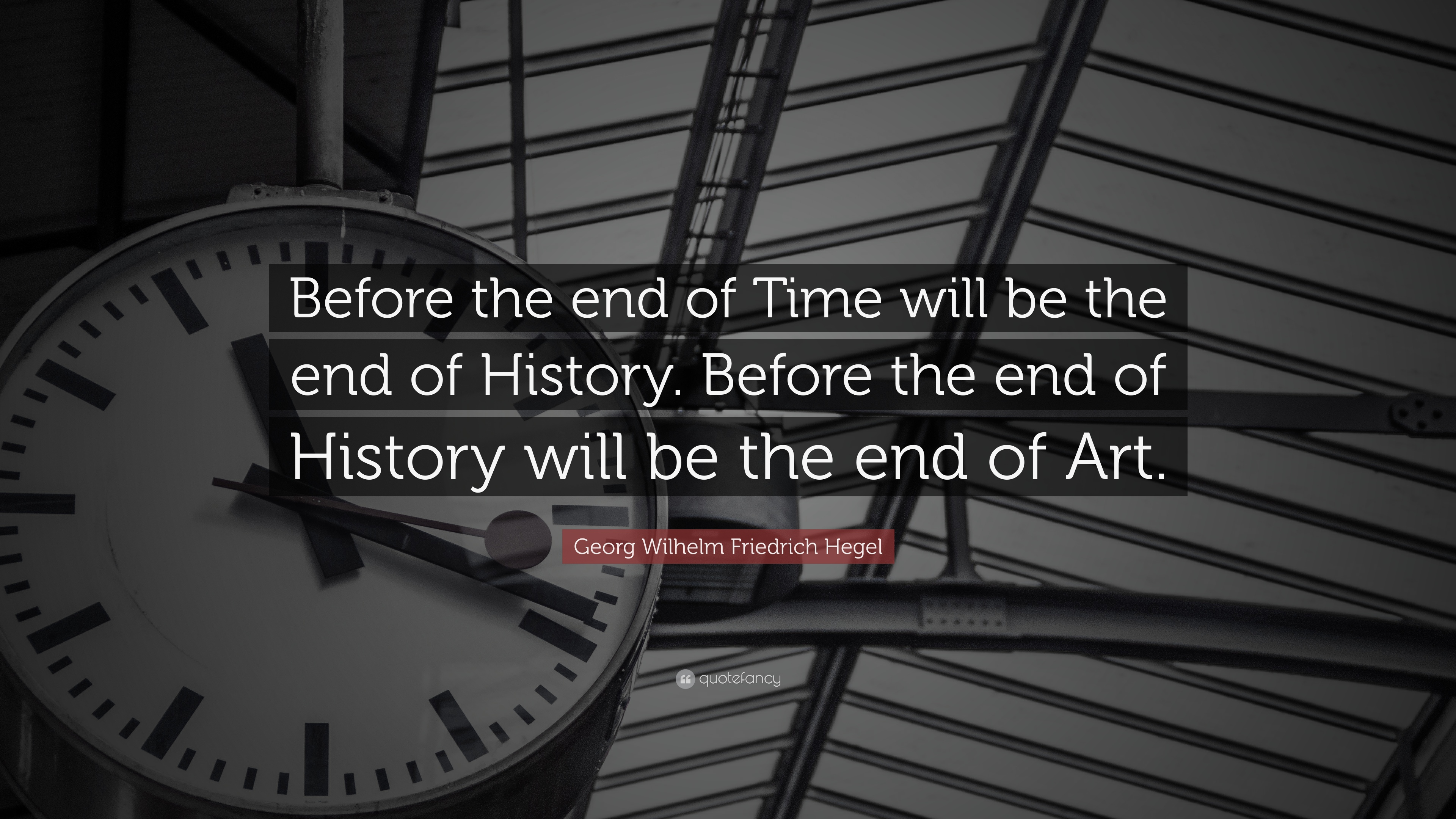 Hegel, Evil, and the End of History