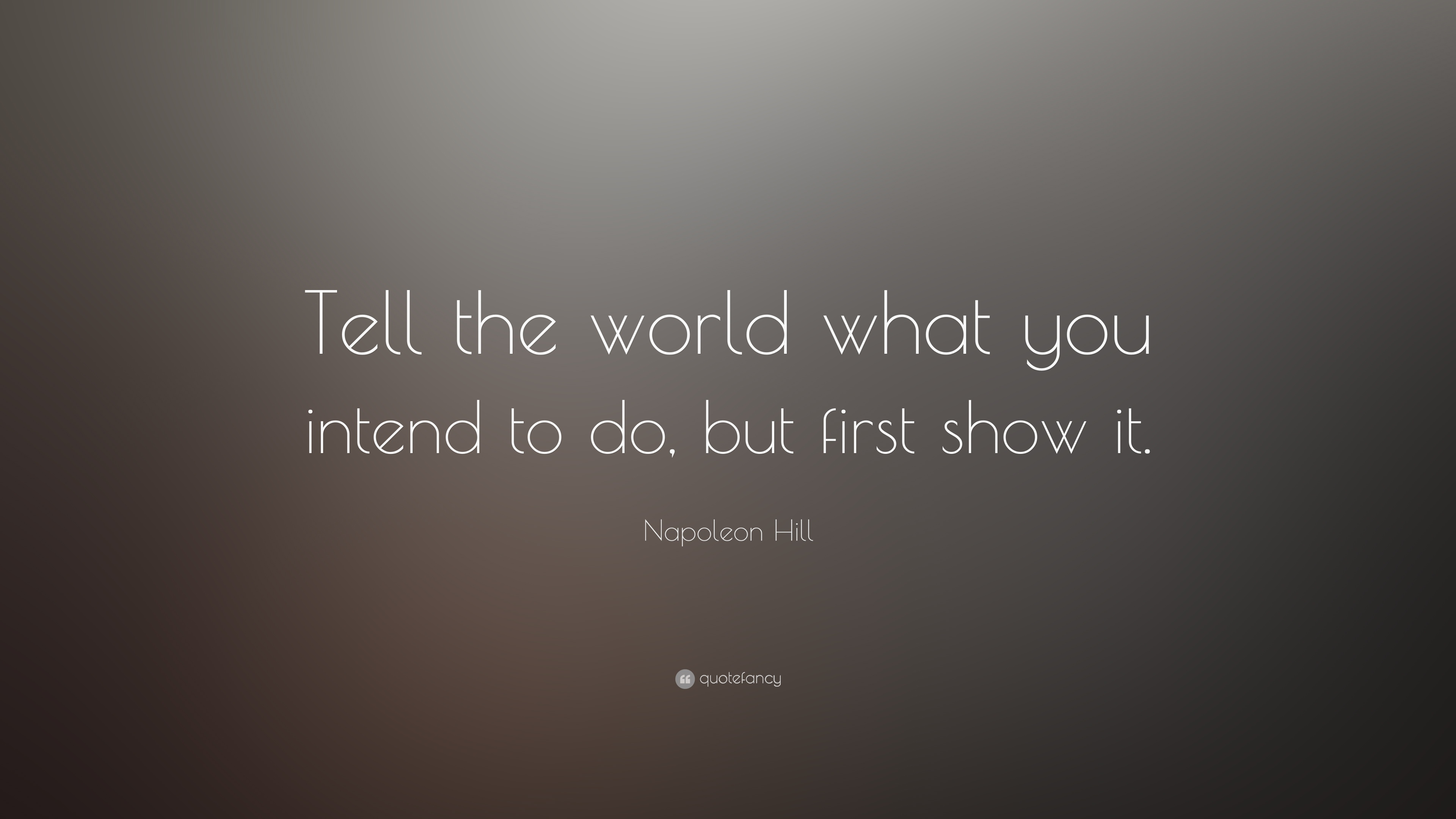 Apply For Don T Tell The Bride: Napoleon Hill Quotes (25 Wallpapers)
