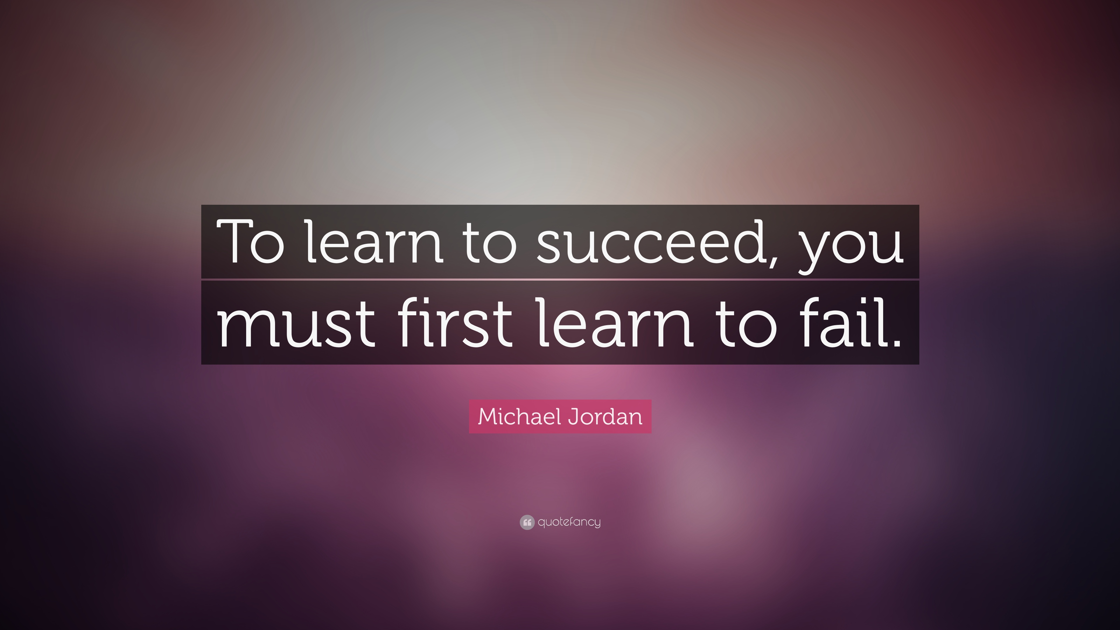 Why You Need To Fail To Succeed – INeedMotivation