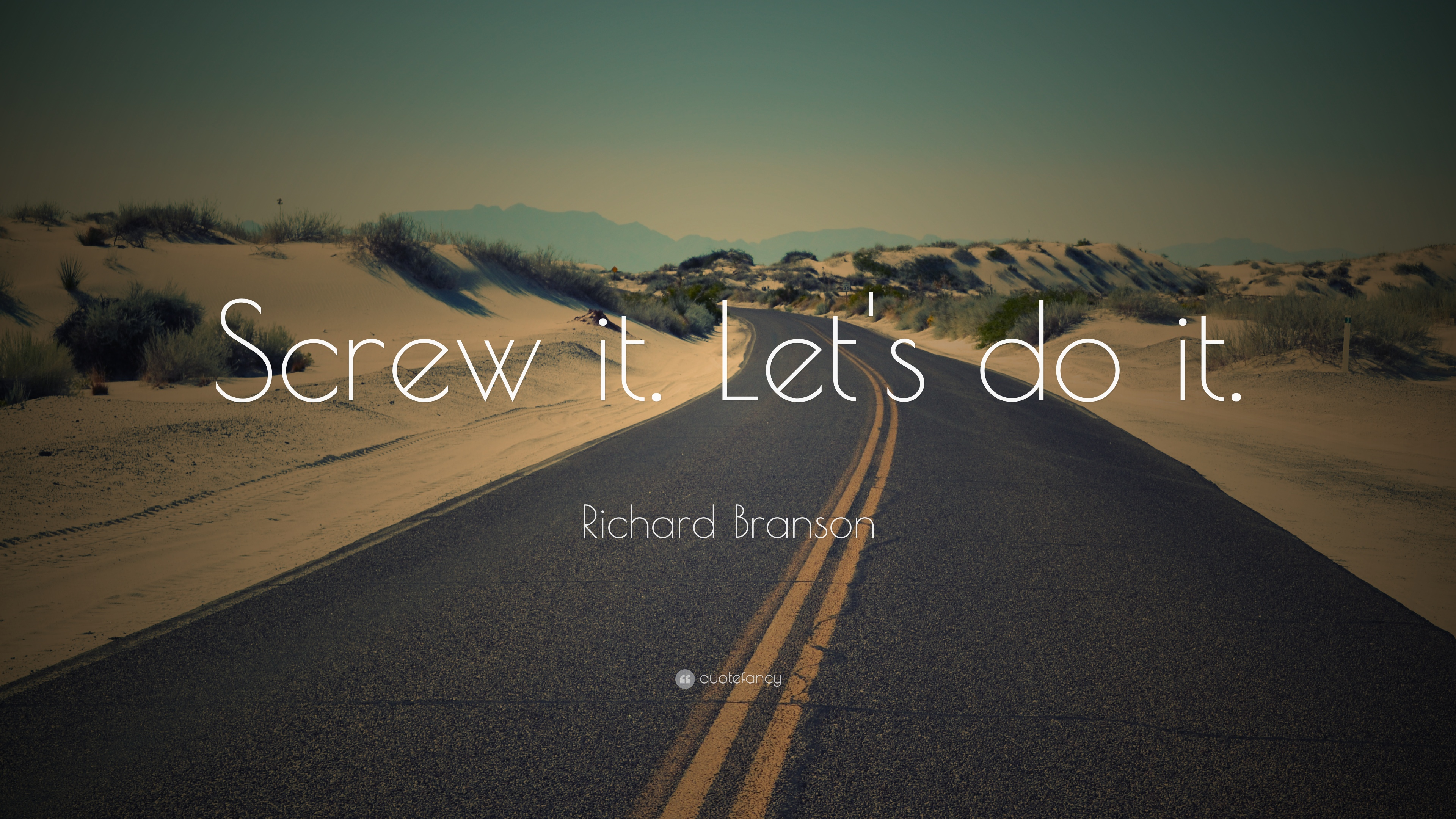 Richard branson quote screw it lets do it 35 wallpapers richard branson quote screw it lets do it voltagebd Image collections