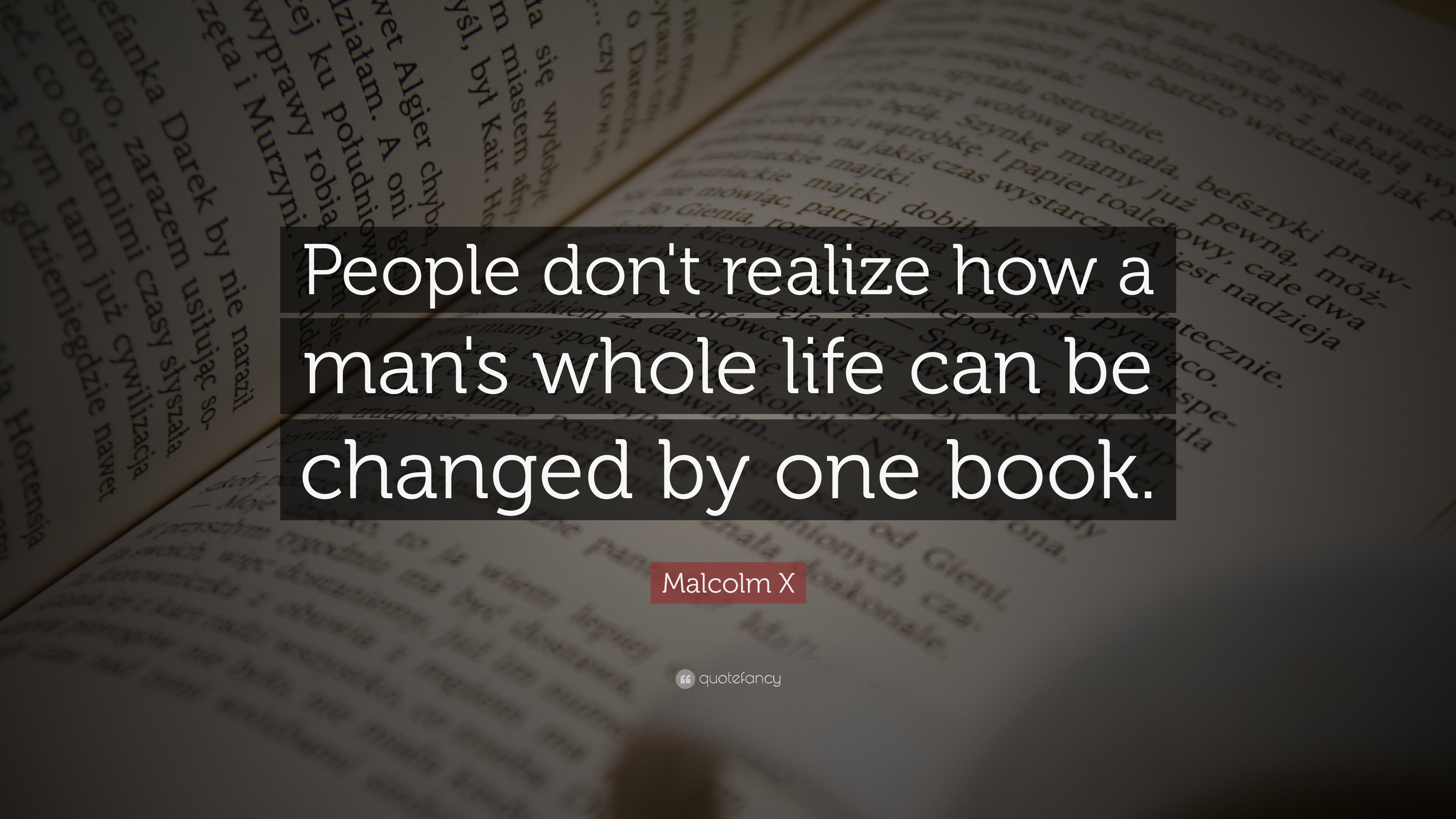 "Whole Life Quote Malcolm X Quote ""People Don't Realize How A Man's Whole Life Can"