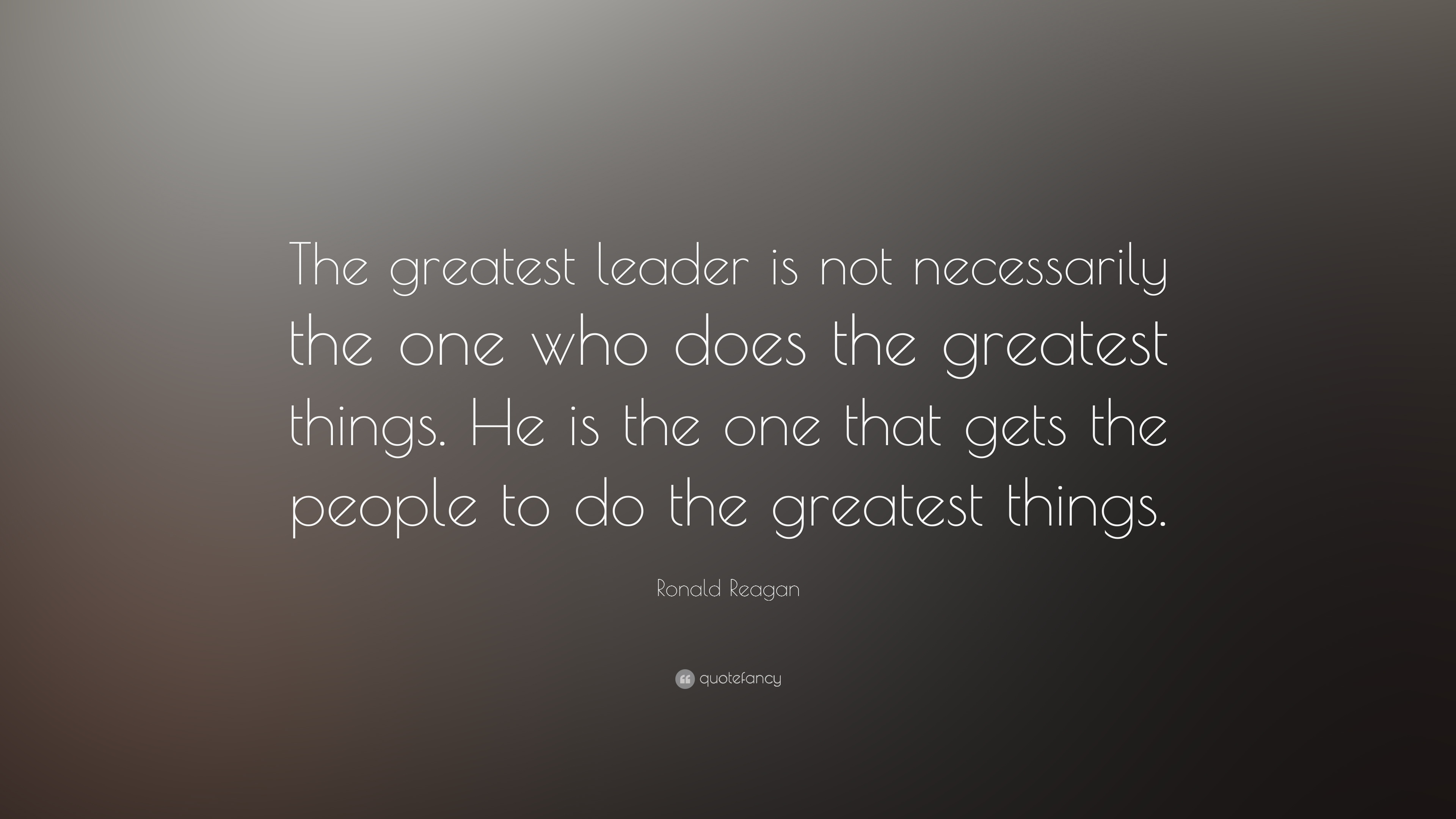 ronald reagan leadership essays