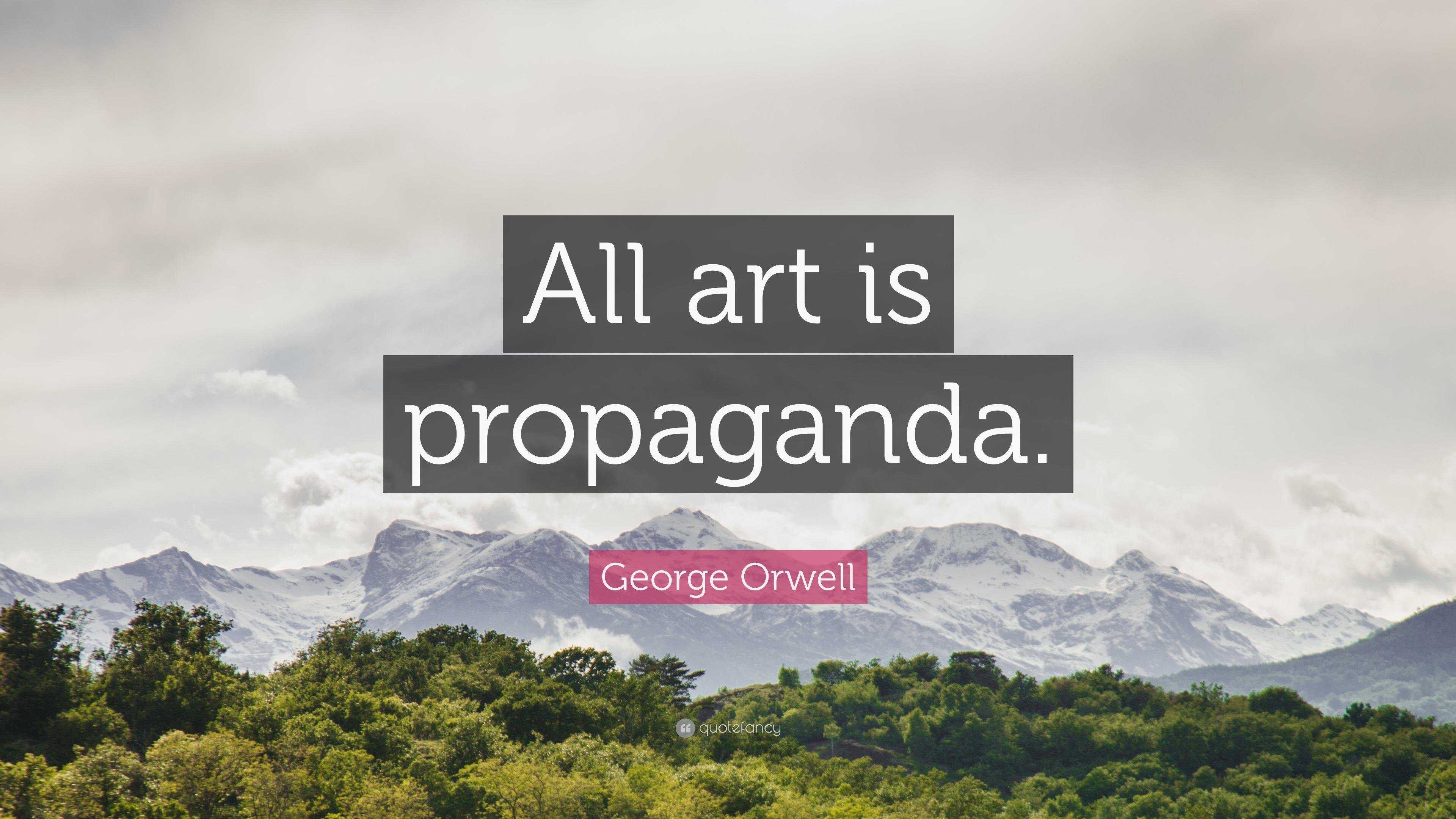 ALL ART IS PROPAGANDA DOWNLOAD