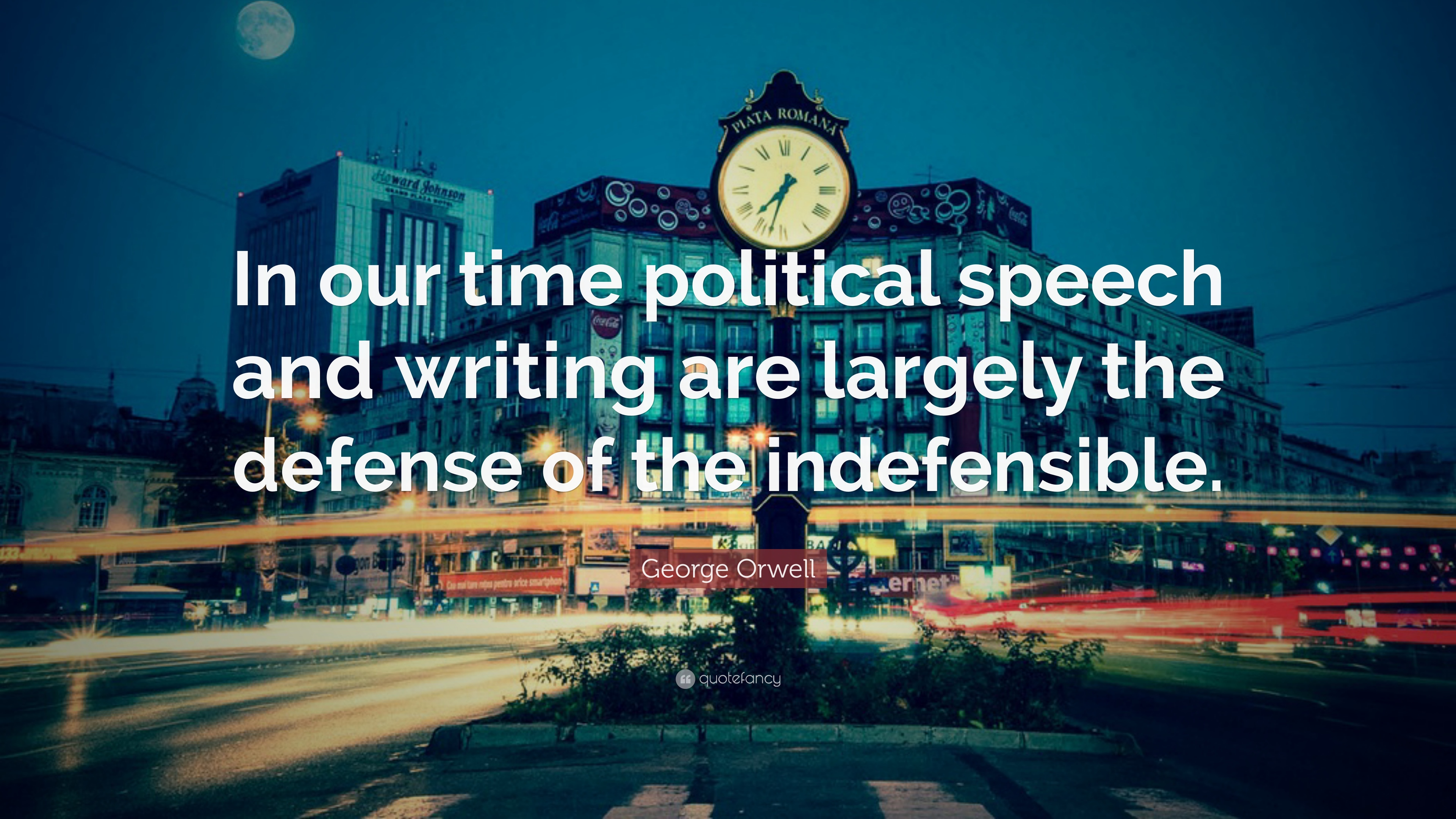 how to write a political speech