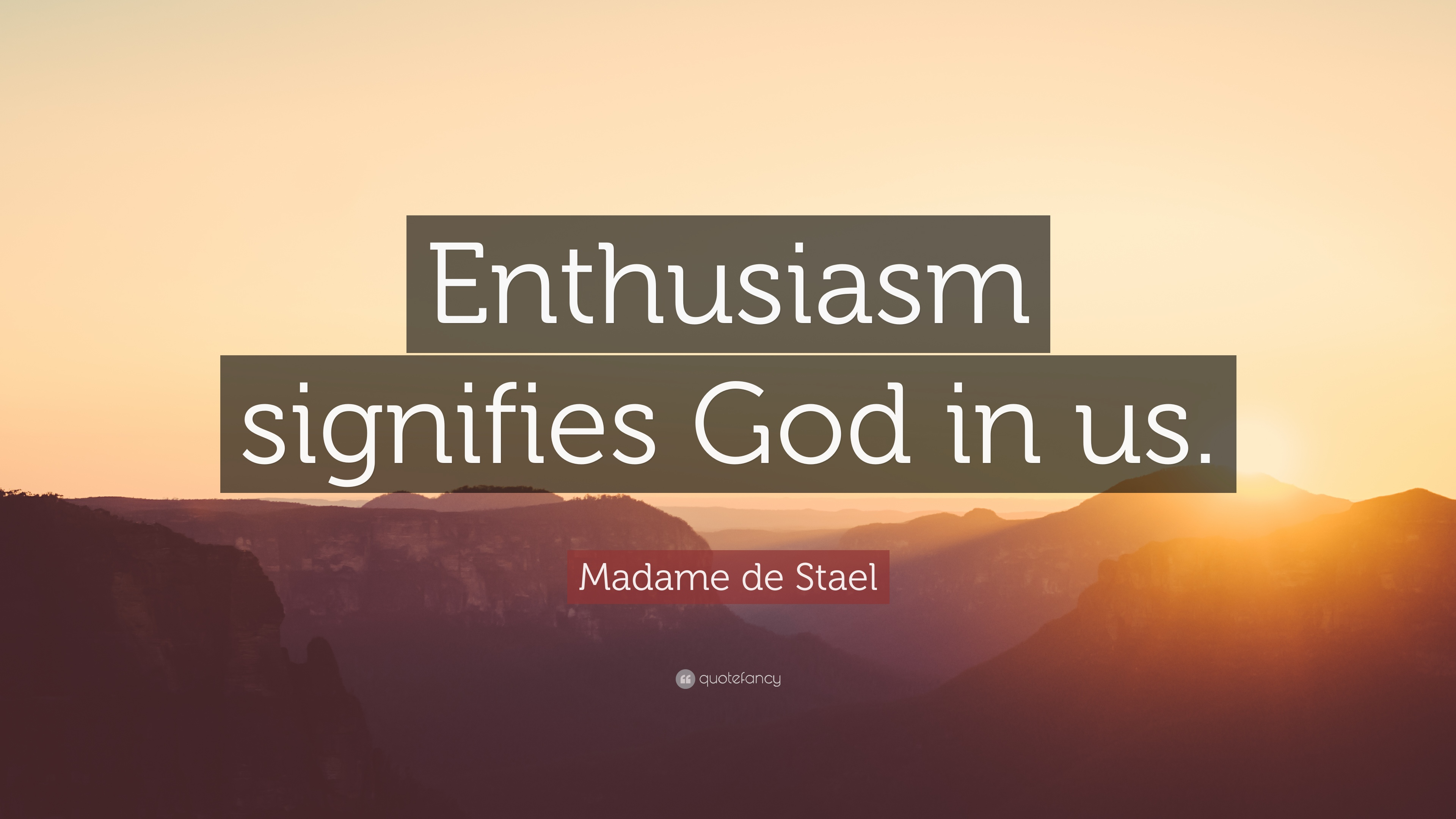 Image result for enthusiasm for God