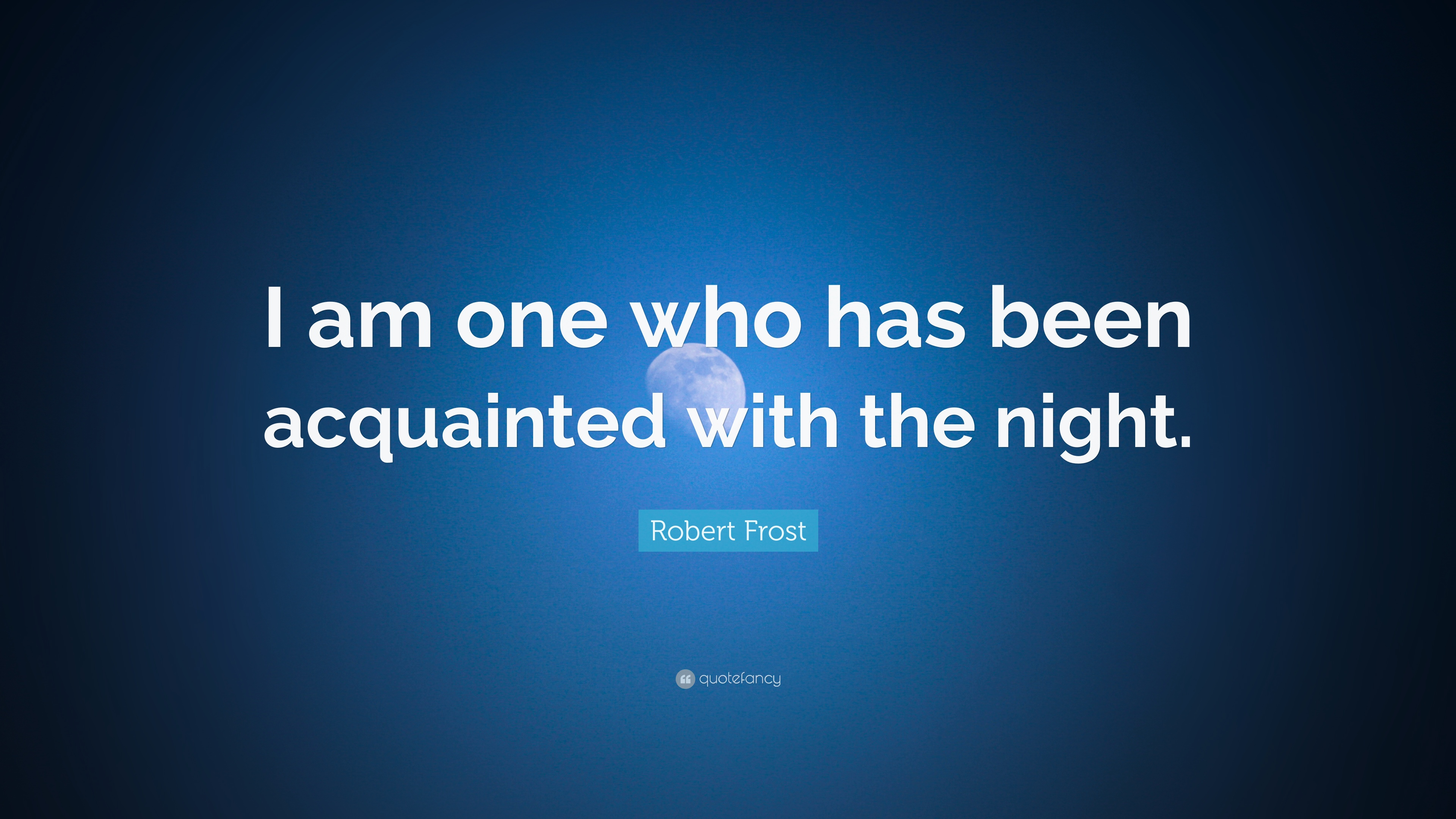 robert frost acquainted with the night analysis essay