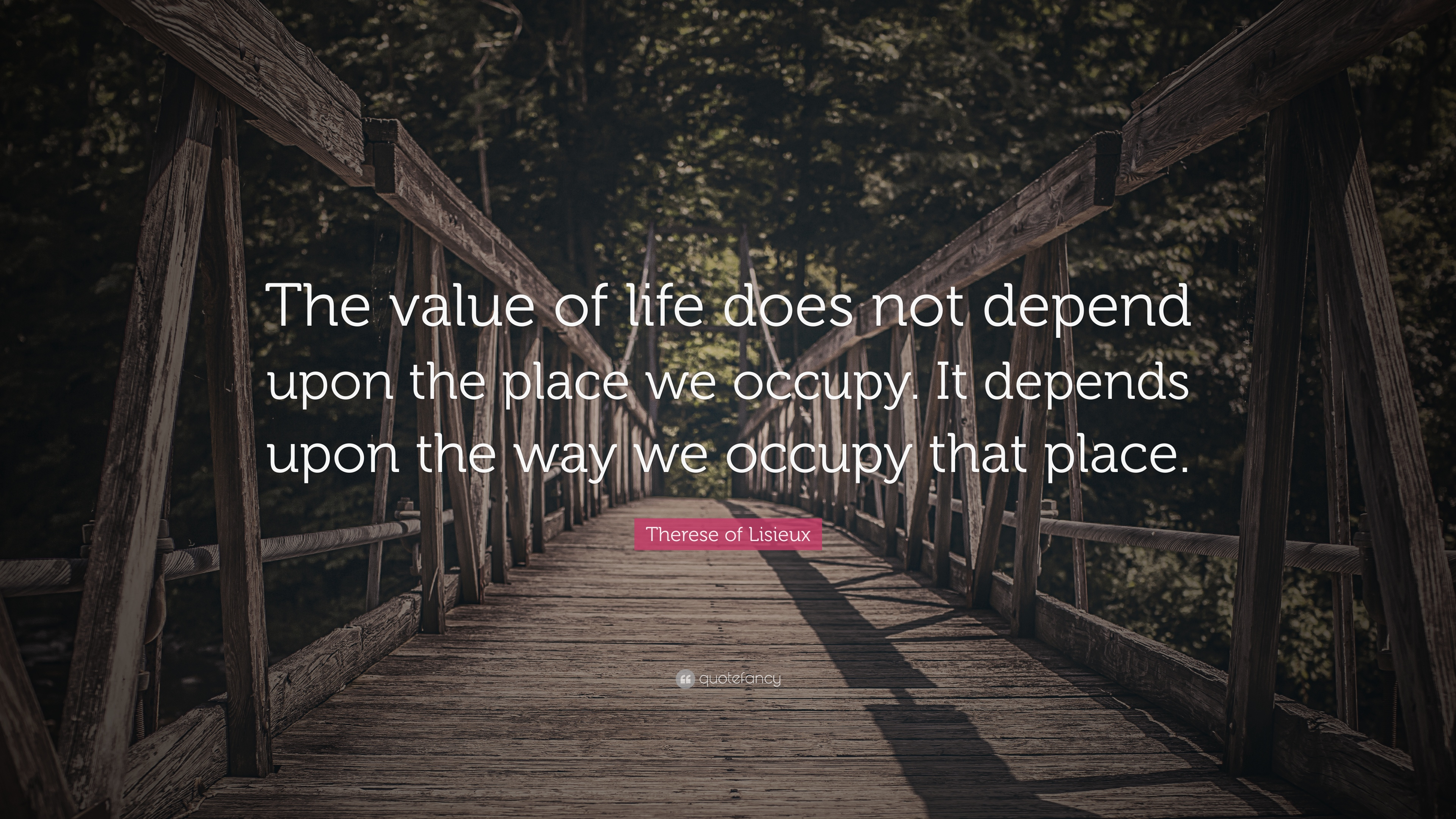 Does life have intrinsic value?