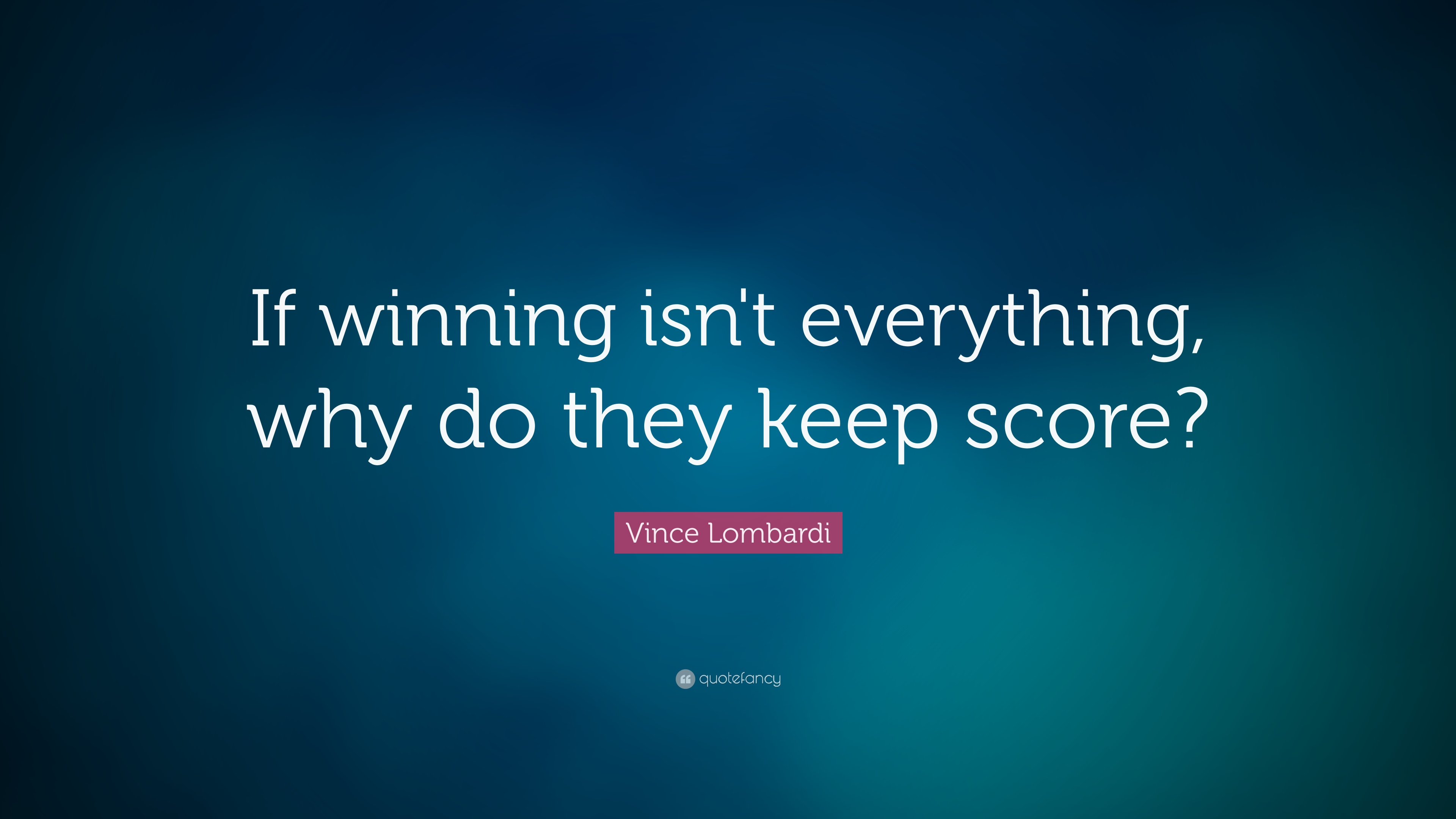 winning isnt evrything essay Below are a few points which might be considered in a discussion of the importance of winning in youth sports winning of winning in youth sports that.